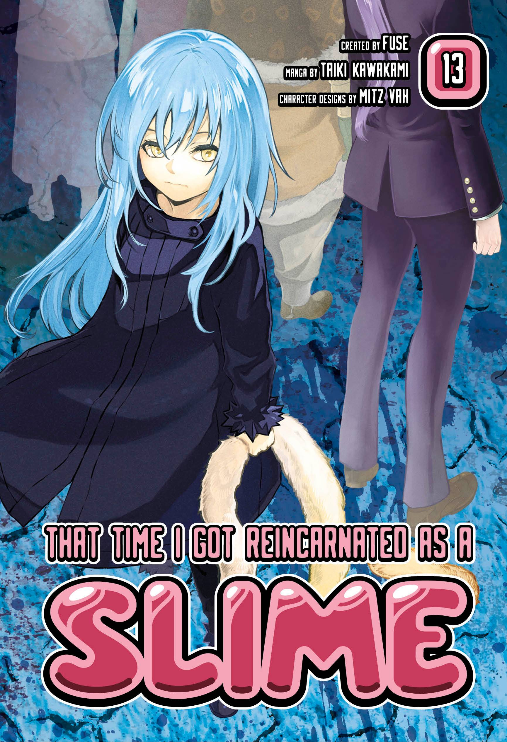 THAT TIME I GOT REINCARNATED AS A SLIME GN VOL 13 (RES) (MR)
