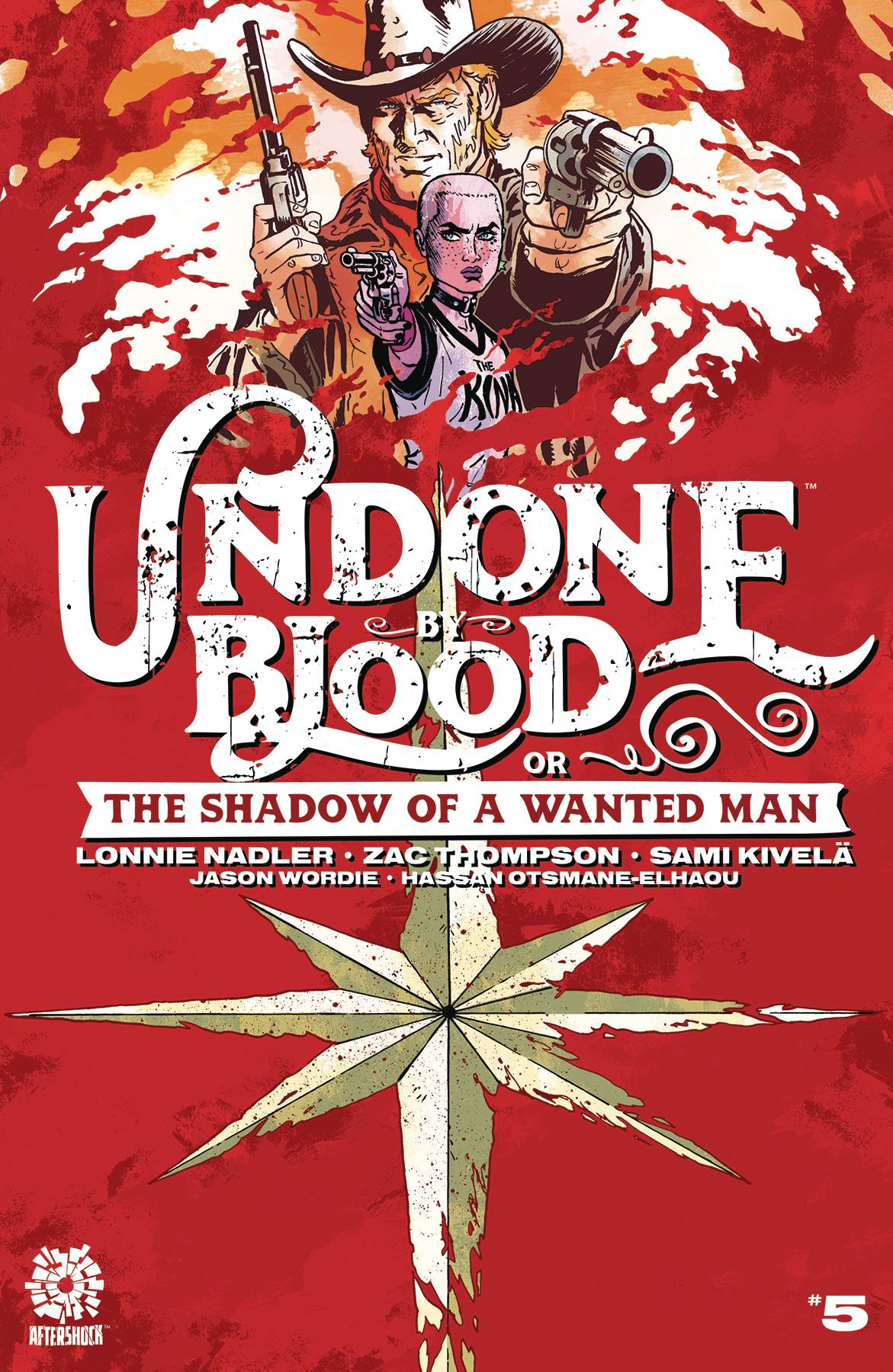 UNDONE BY BLOOD #5 (RES)