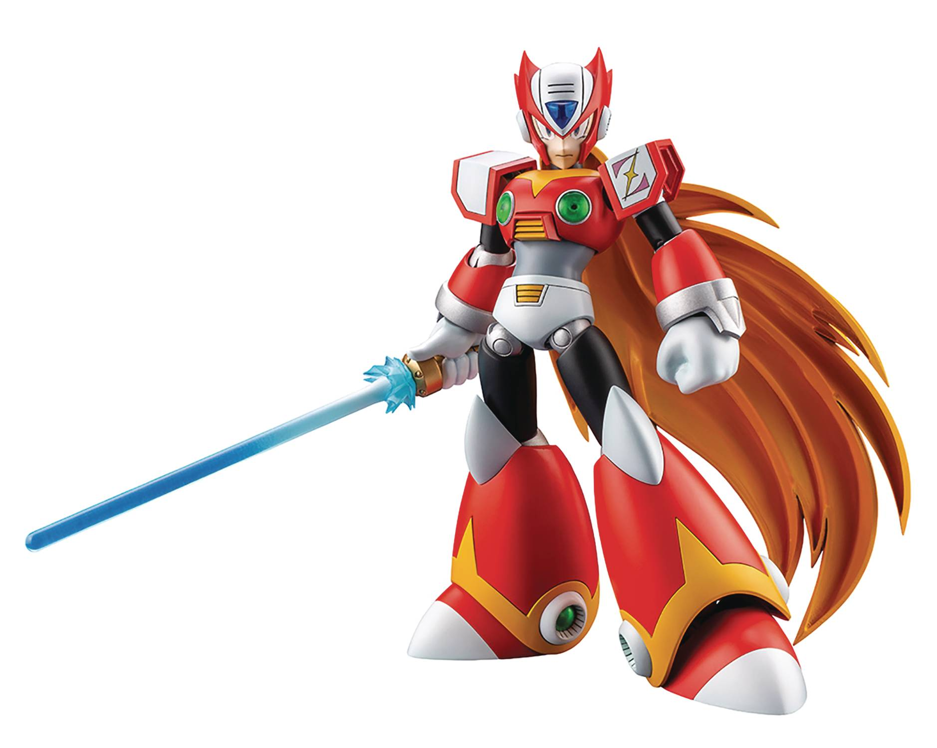 MEGA MAN X ZERO 1/12 PLASTIC MODEL KIT