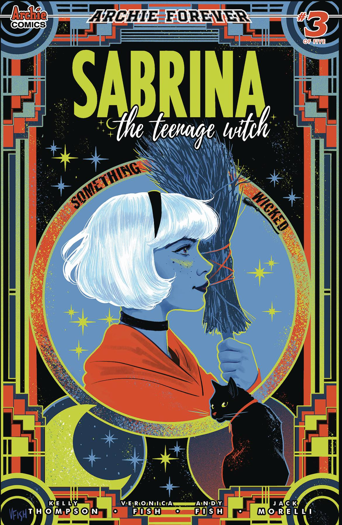 SABRINA SOMETHING WICKED #3 (OF 5) CVR A FISH