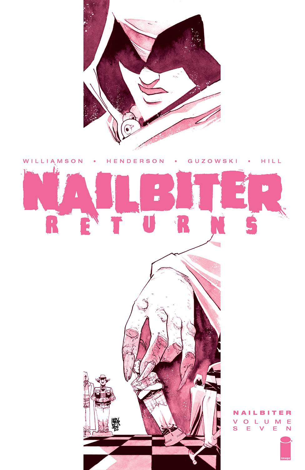NAILBITER TP VOL 07 NAILBITER RETURNS (AUG200095) (MR)