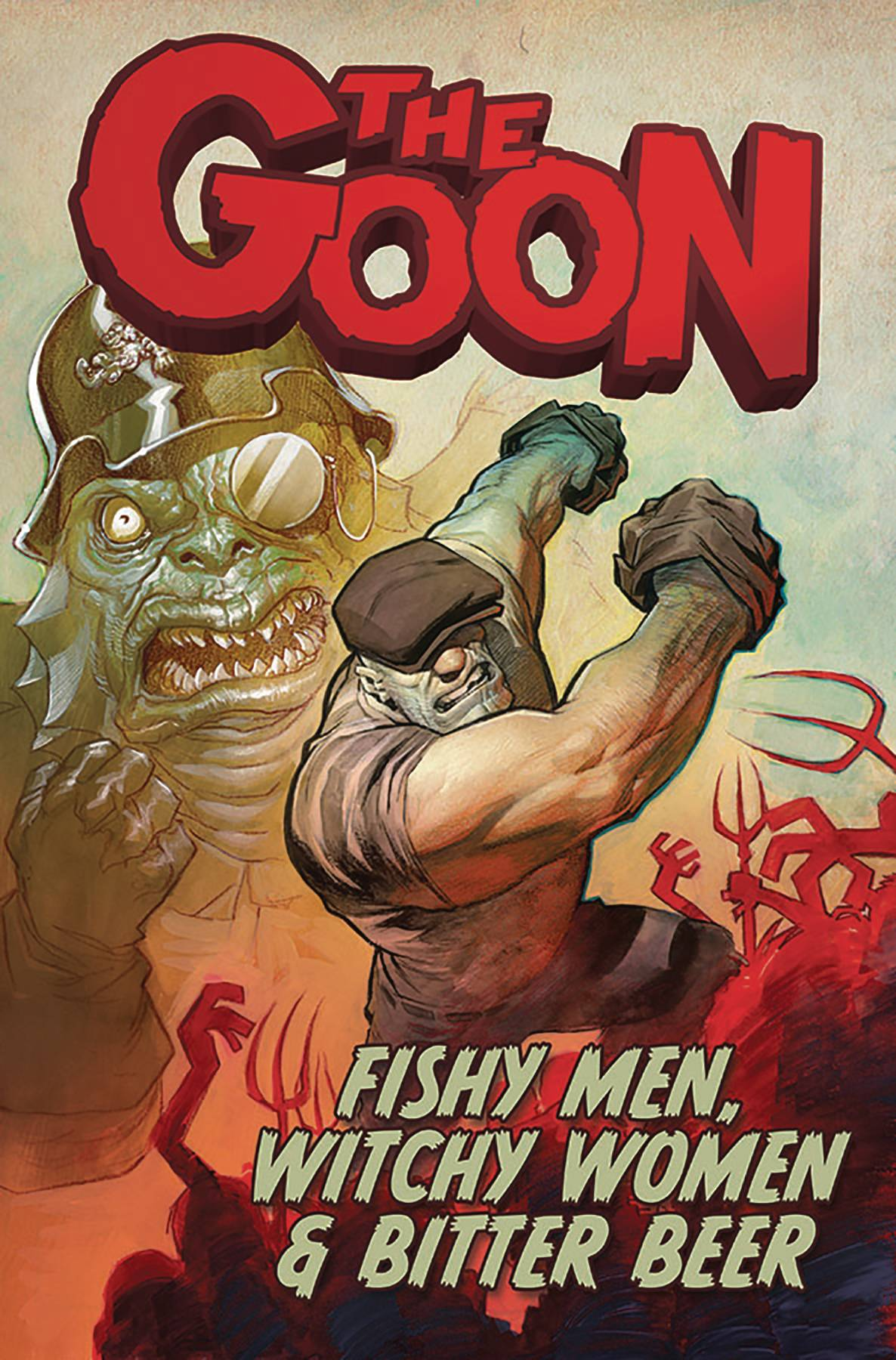 GOON TP VOL 03 FISHY MEN WITCHY WOMEN & BITTER BEER