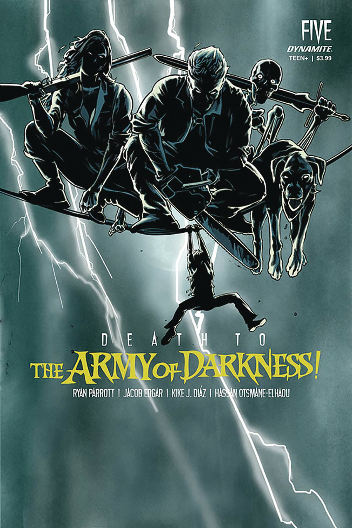 DEATH TO ARMY OF DARKNESS #5 CVR D MOONEY HOMAGE