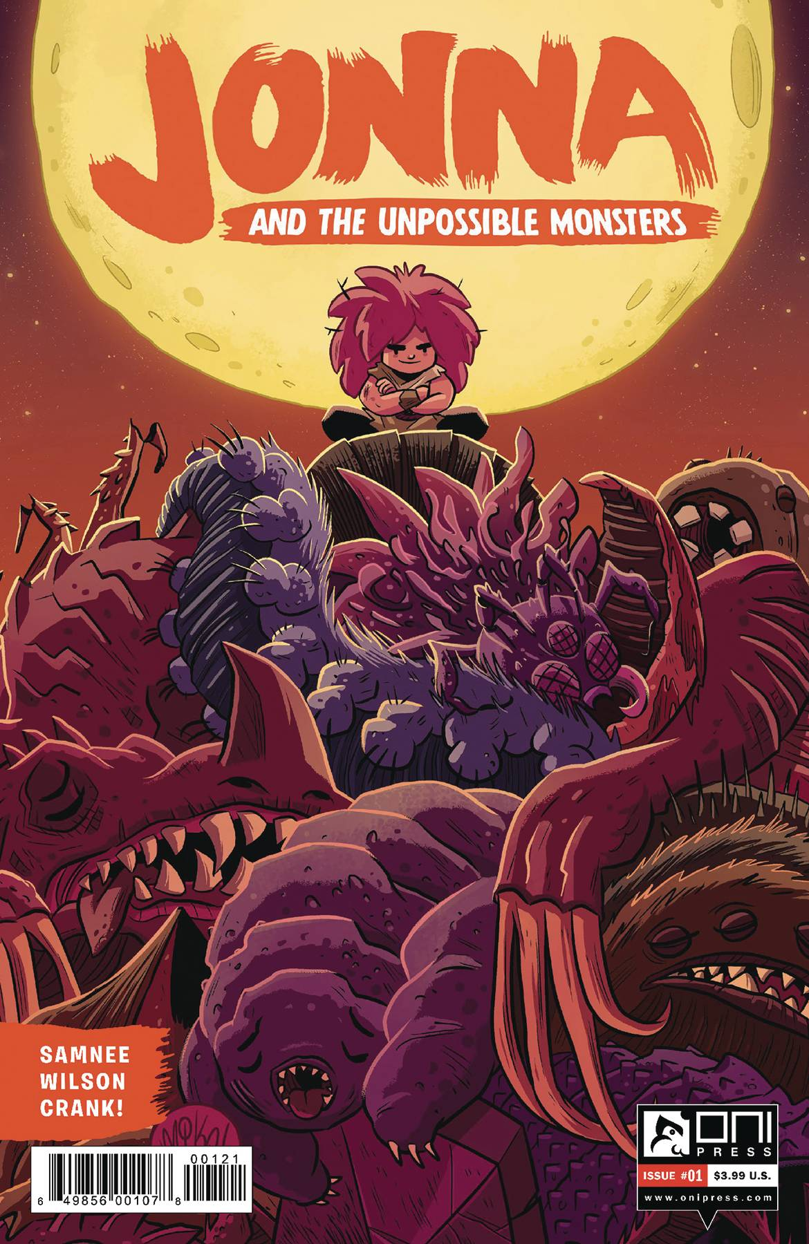 JONNA AND THE UNPOSSIBLE MONSTERS #1 CVR B MAIHACK (RES)