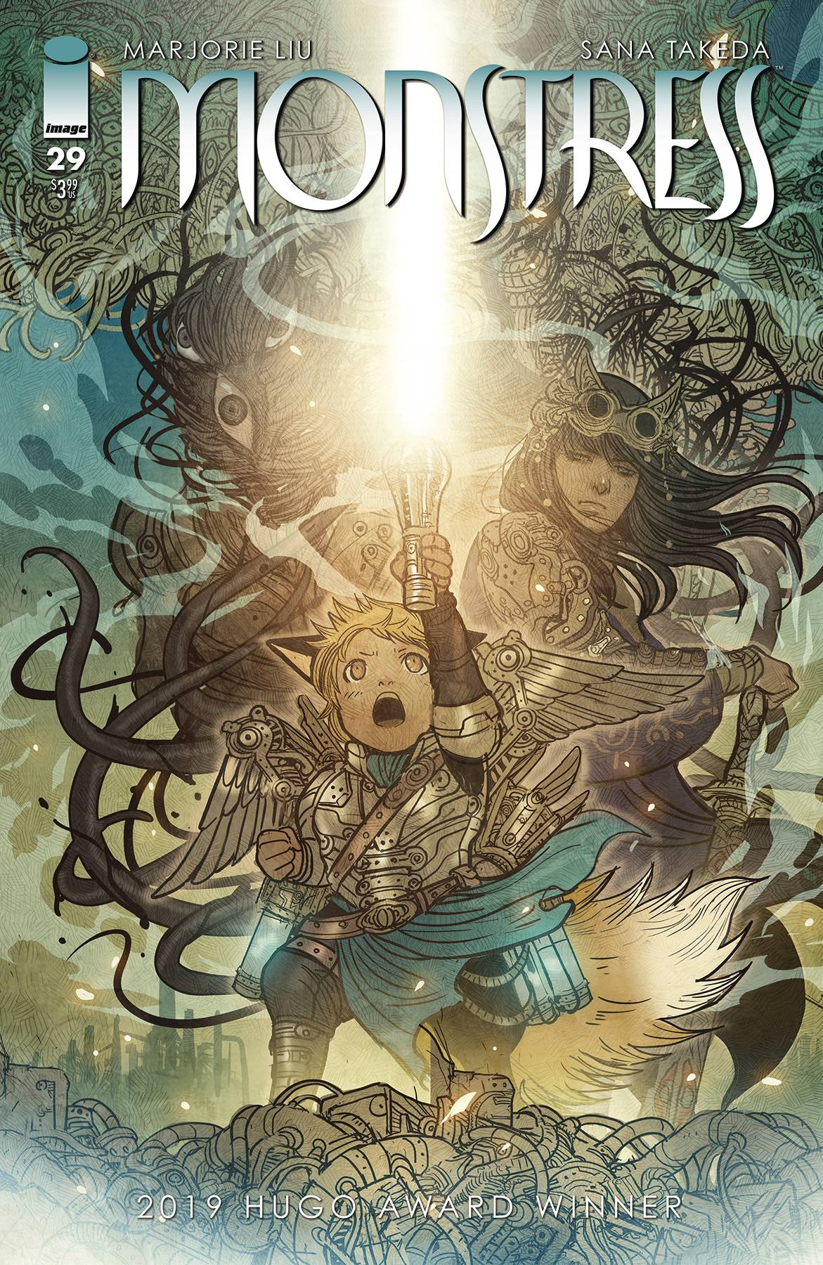 MONSTRESS #29 (MR)