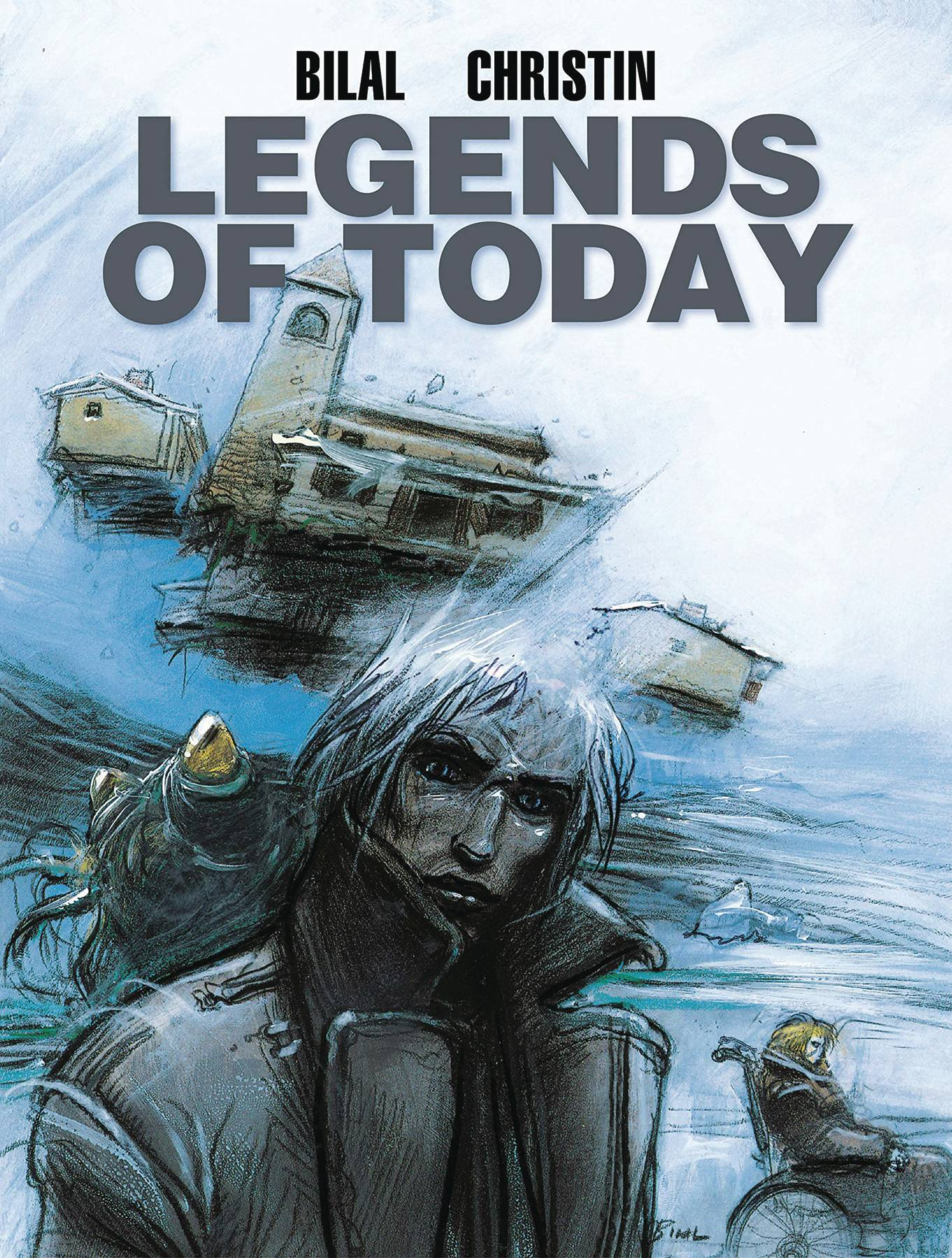 ENKI BILAL LEGENDS OF TODAY HC (MR)