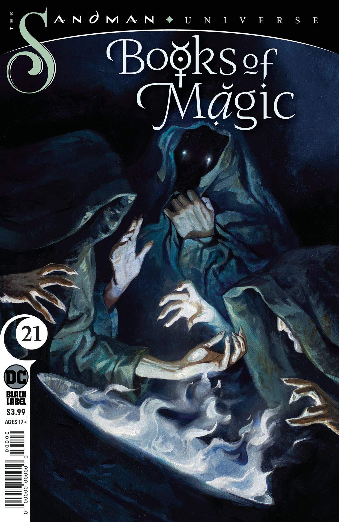 BOOKS OF MAGIC #21 (MR)