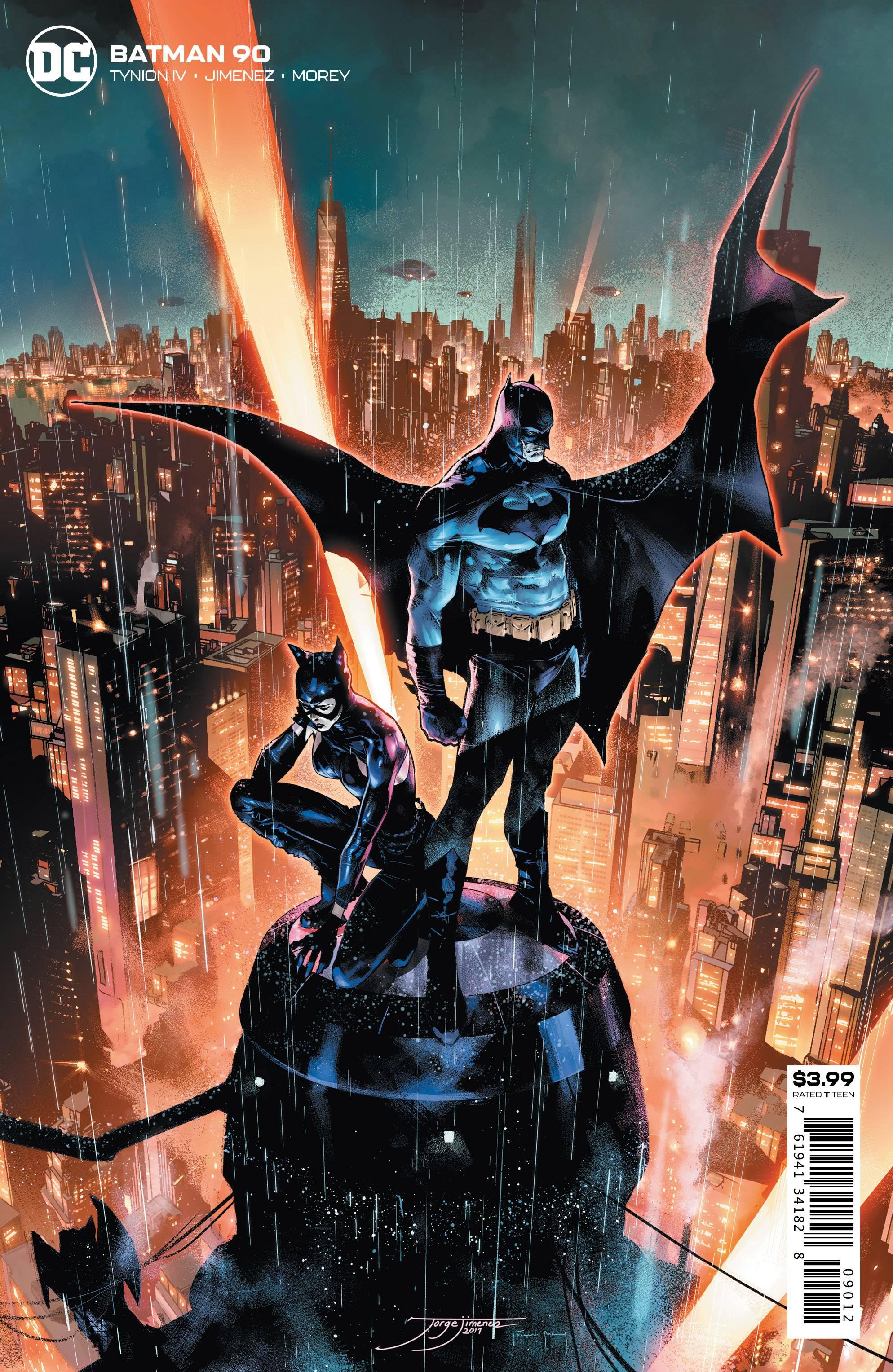 BATMAN #25 2ND PTG COMIC Book DC