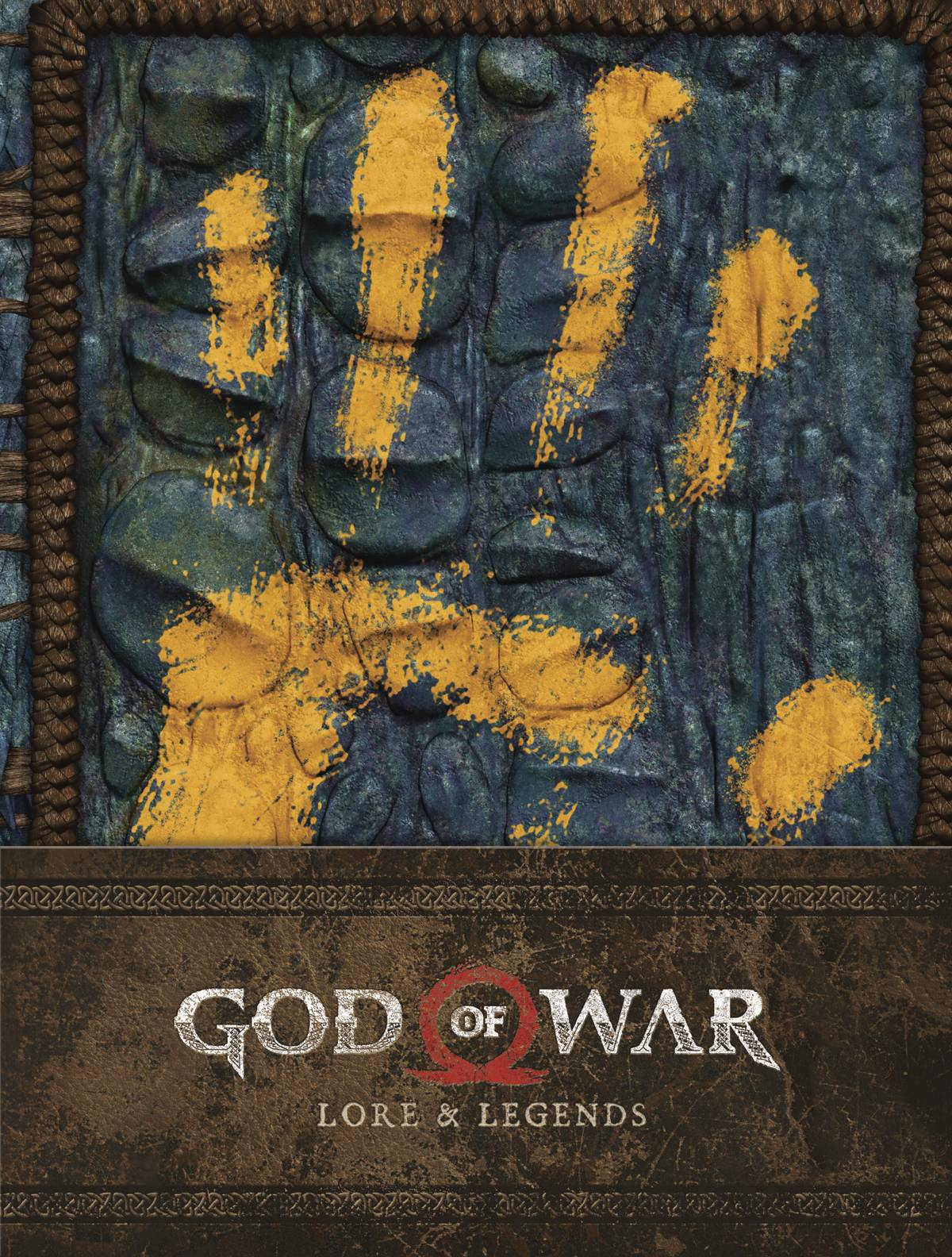 GOD OF WAR LORE & LEGENDS HC (RES)