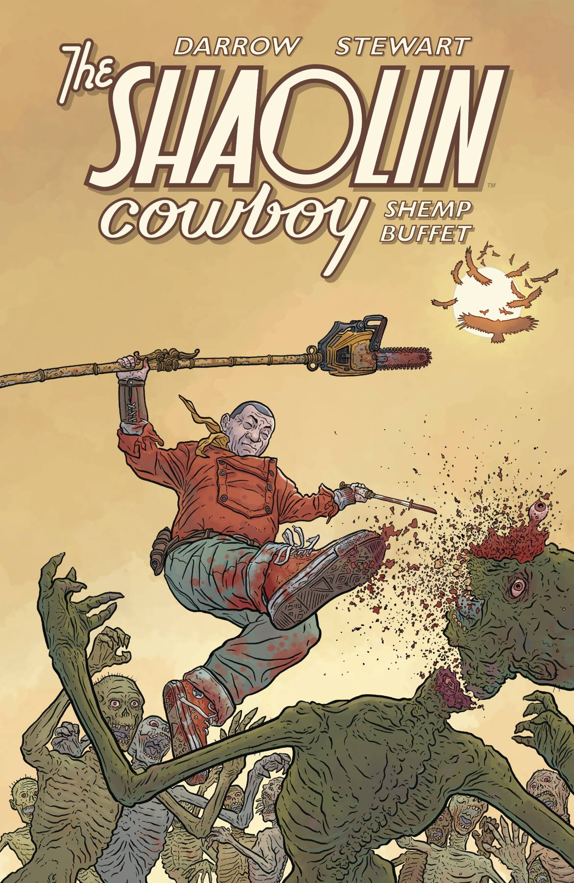 SHAOLIN COWBOY SHEMP BUFFET TP (MR)