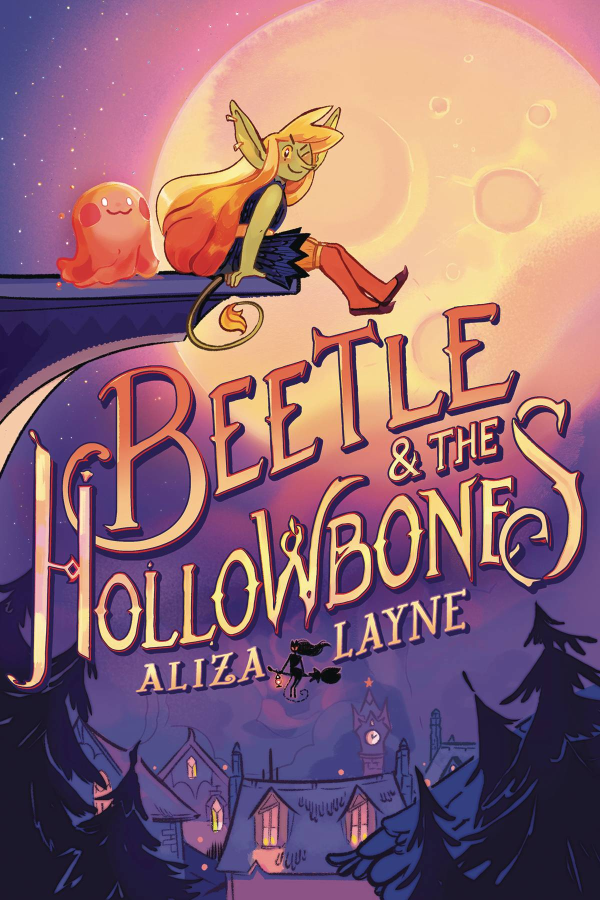 BEETLE & THE HOLLOWBONES HC GN