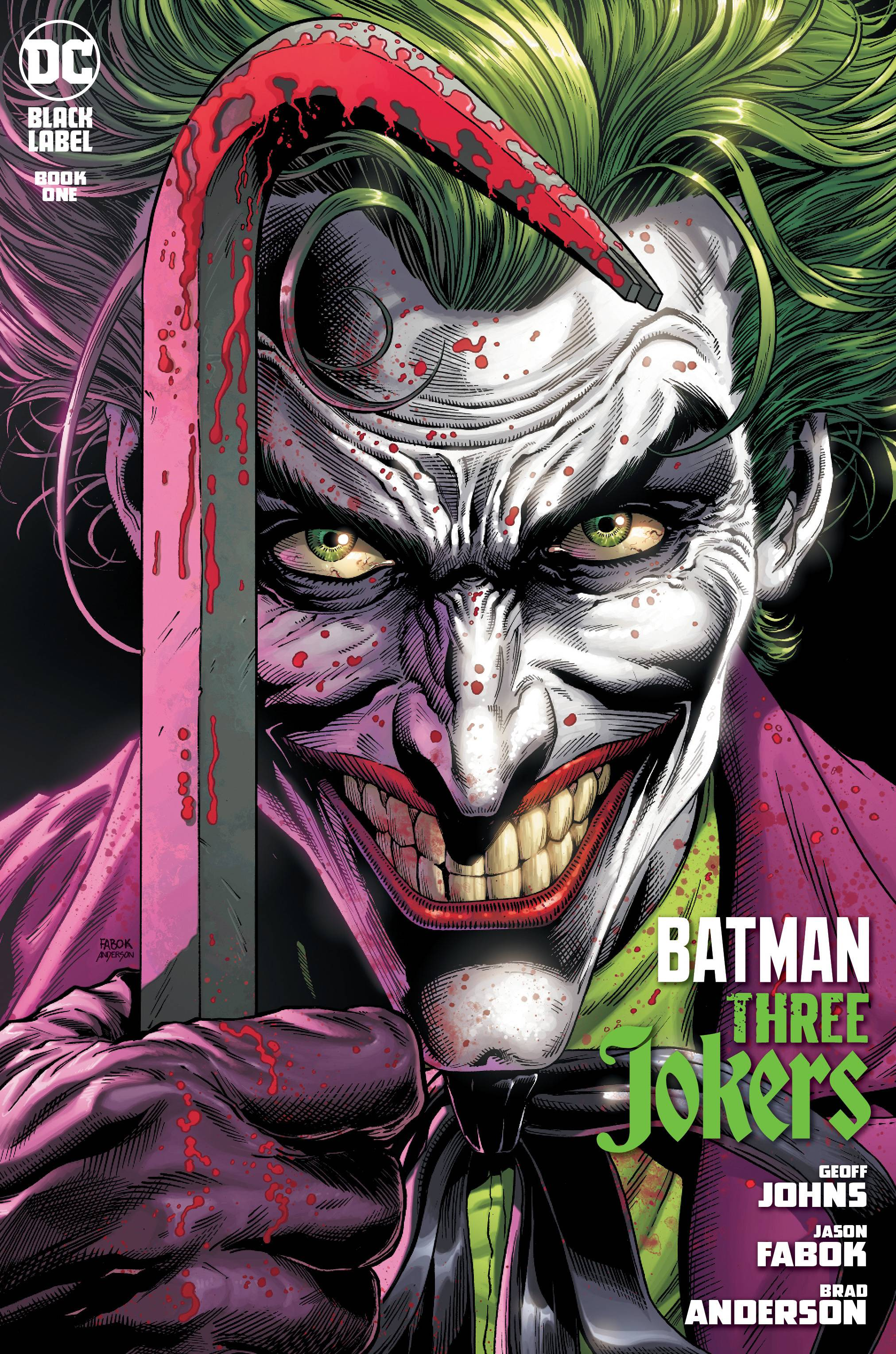 BATMAN THREE JOKERS #1 (OF 3) (RES)