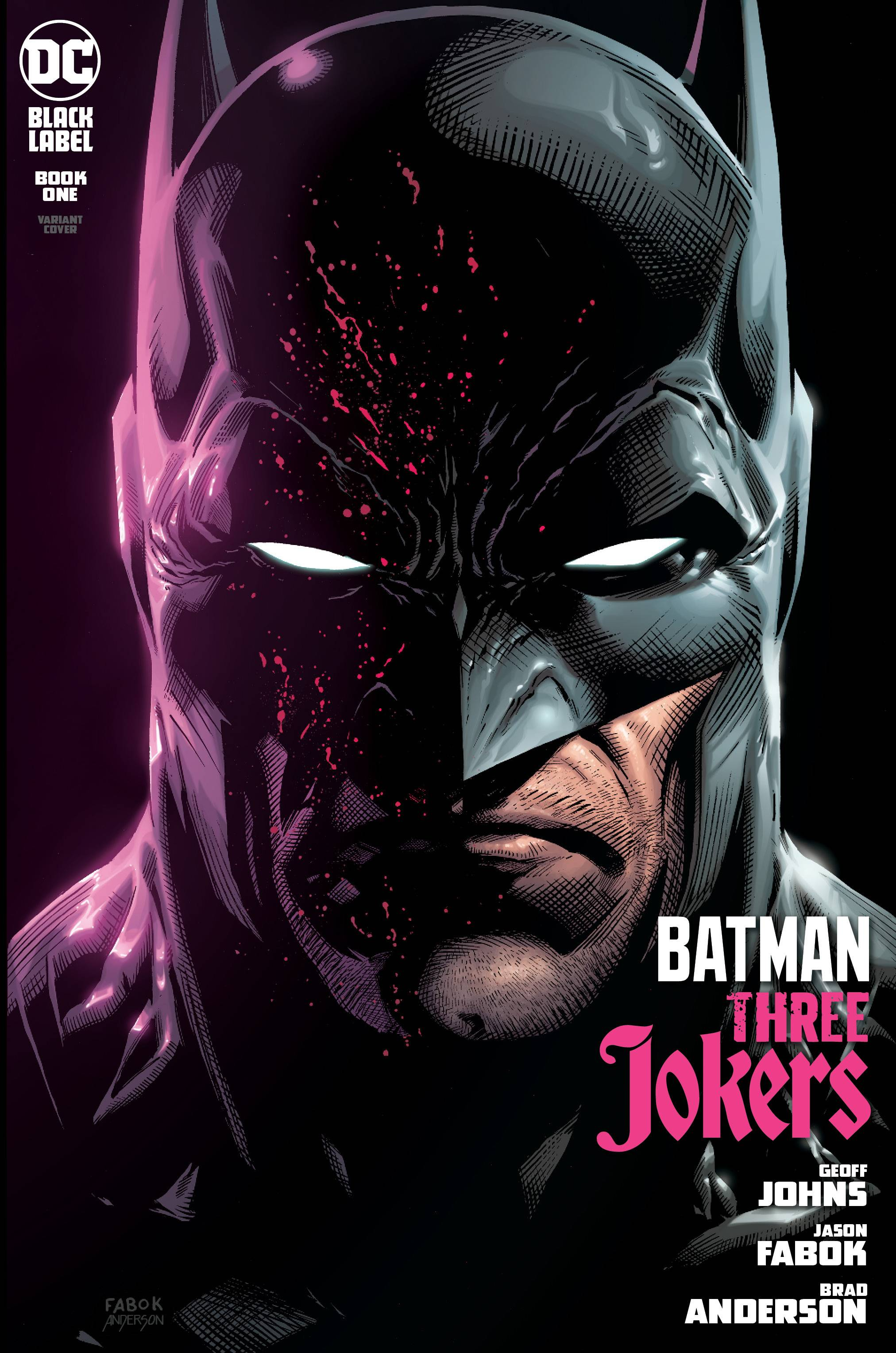 BATMAN THREE JOKERS #1 (OF 3) JASON FABOK VAR ED (RES)