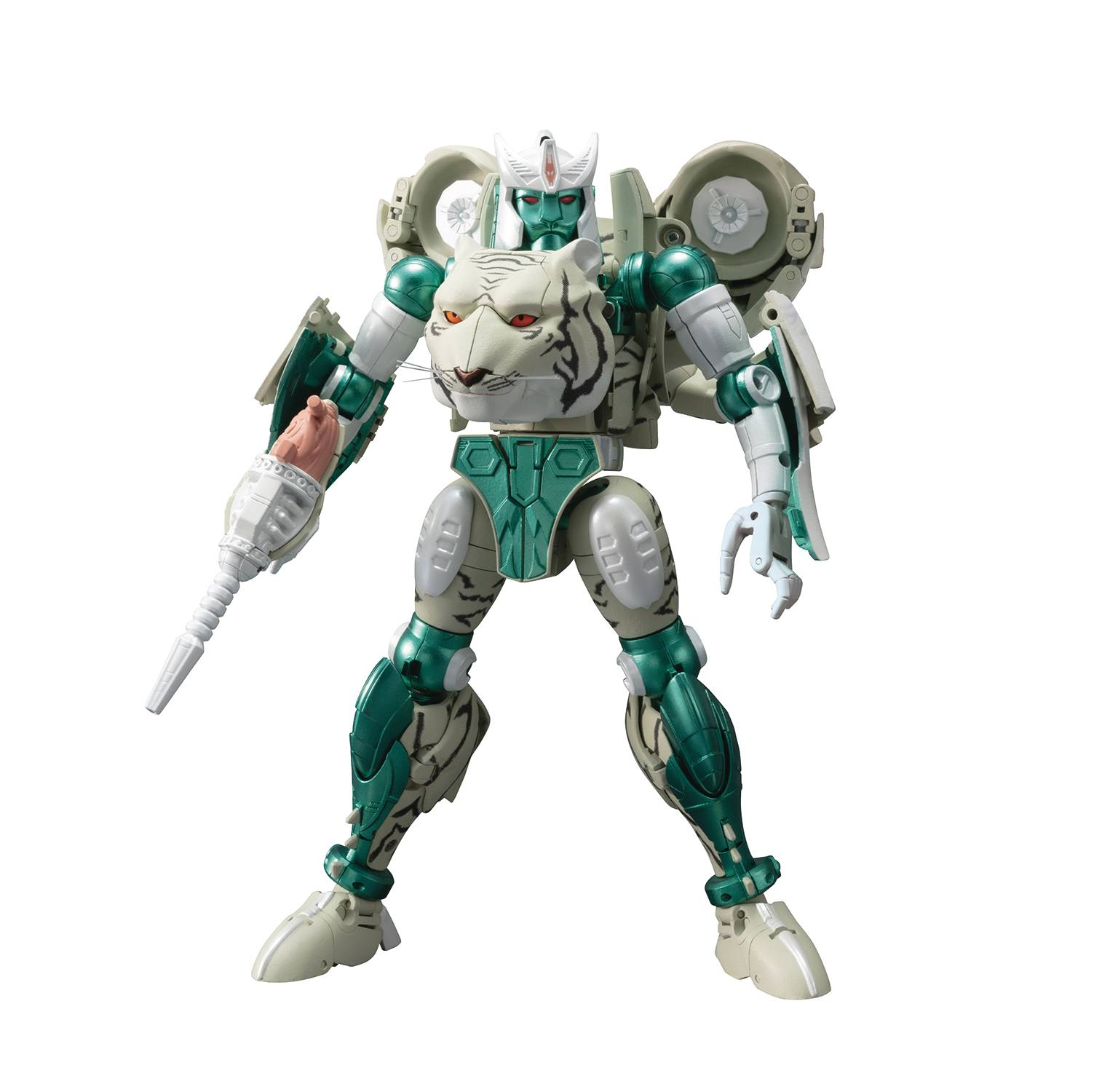 TRANSFORMERS MASTERPIECE MP50 BEAST WARS TIGATRON AF  (