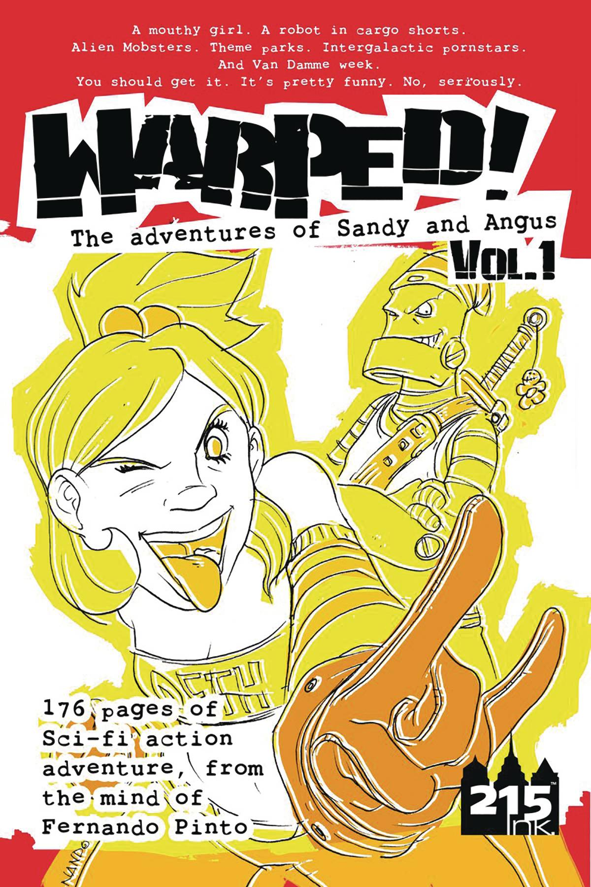 WARPED TP GN (MR)