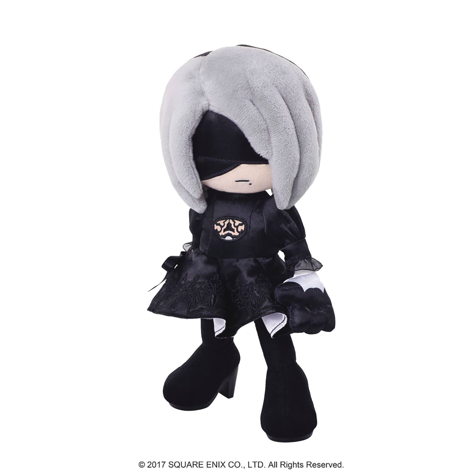 NIER AUTOMATA YORHA NO 2 TYPE B PLUSH ACTION DOLL