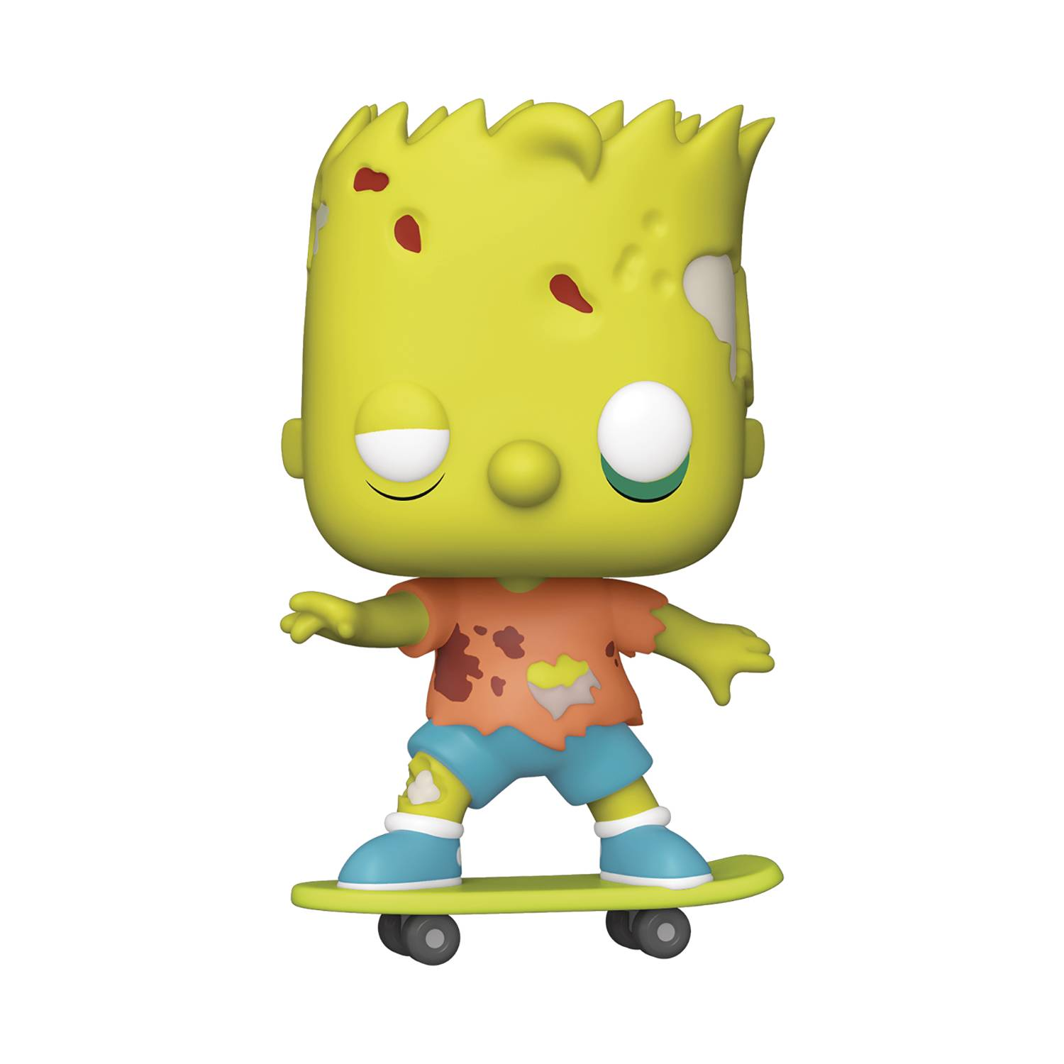 POP ANIMATION SIMPSONS ZOMBIE BART VIN FIG