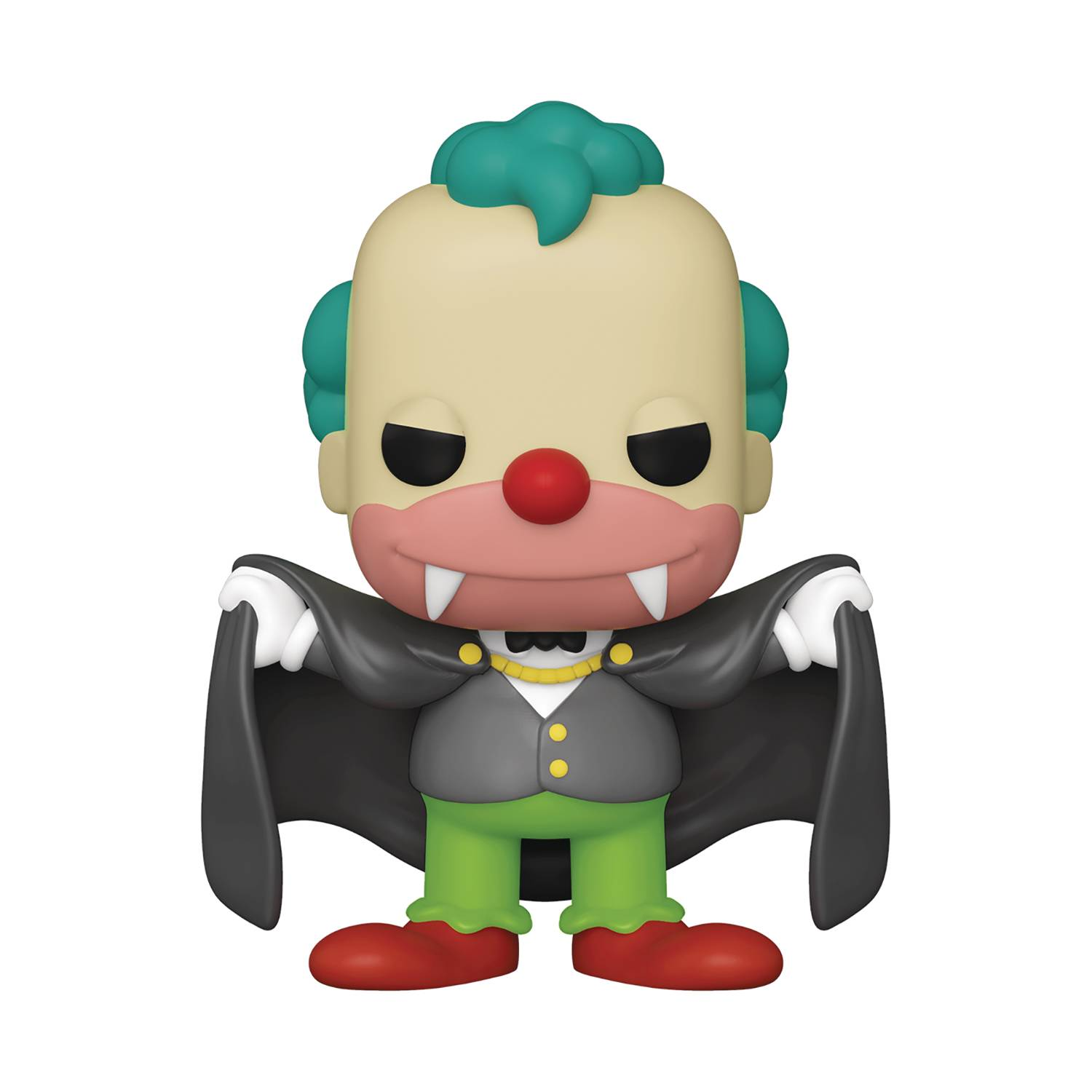 POP ANIMATION SIMPSONS VAMPIRE KRUSTY VIN FIG
