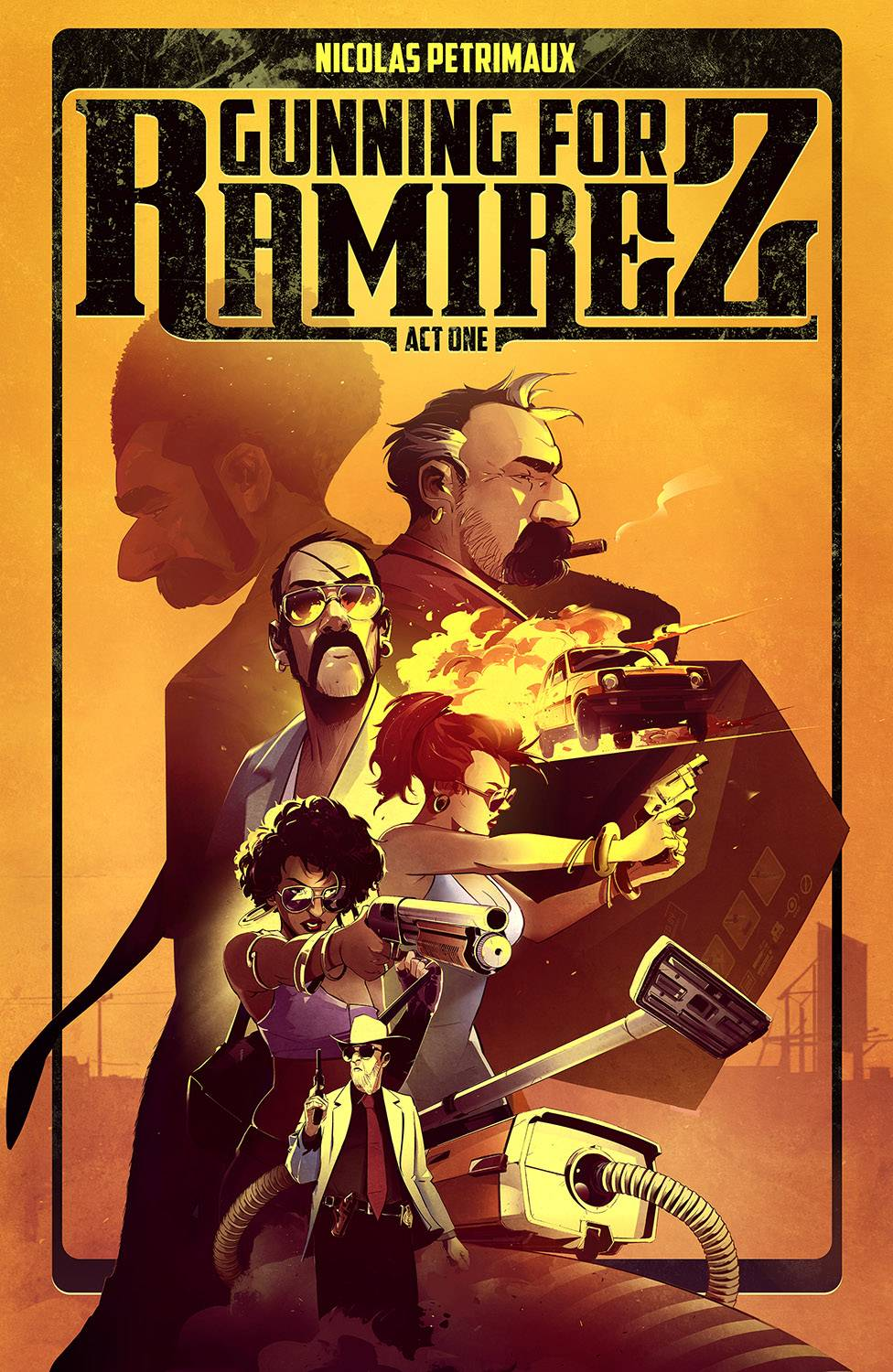 GUNNING FOR RAMIREZ TP VOL 01