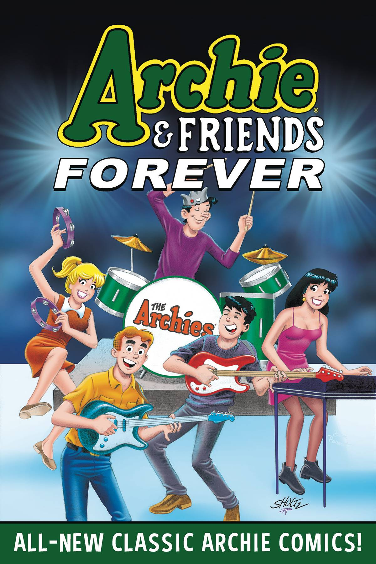ARCHIE & FRIENDS FOREVER TP