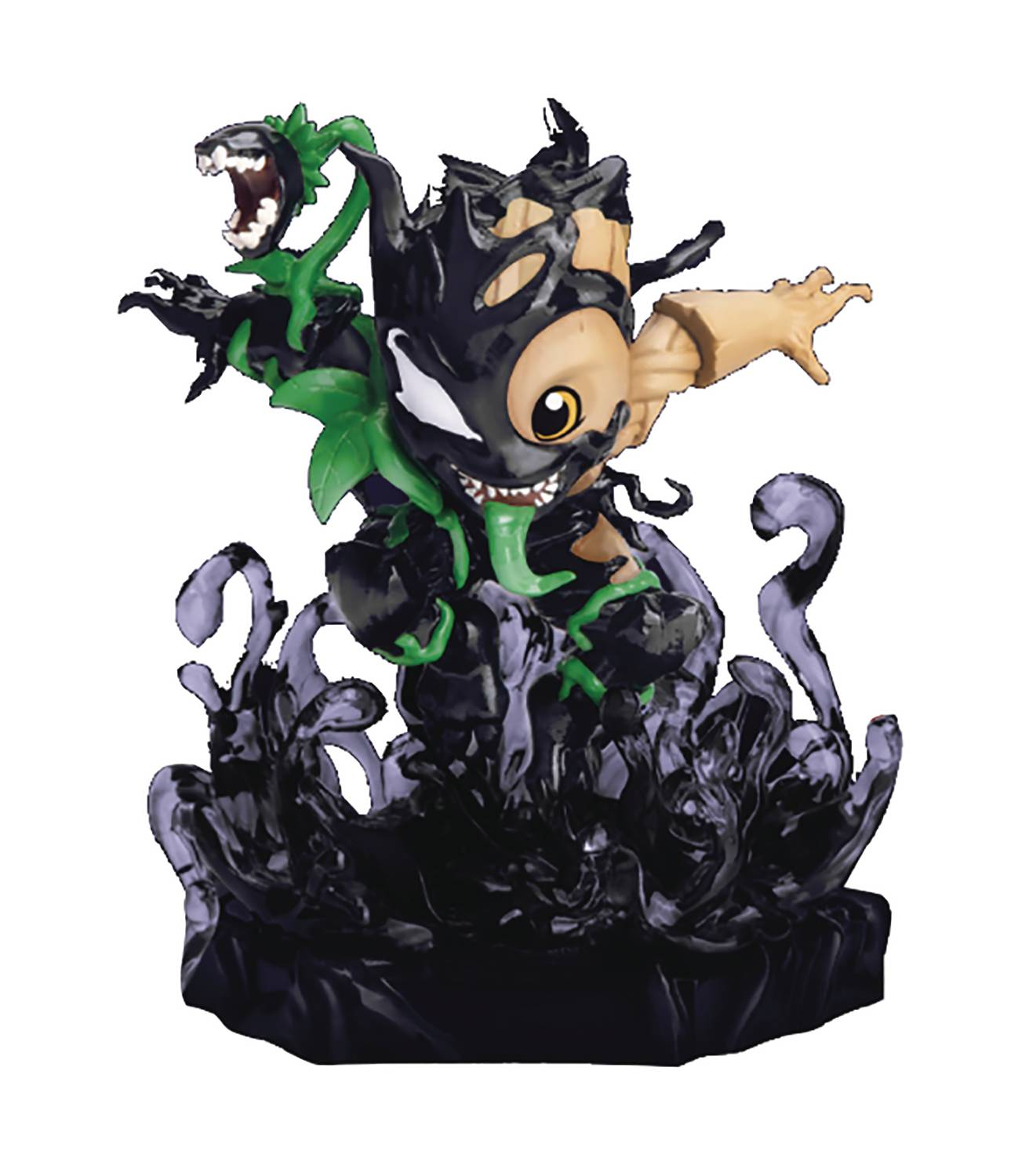 MARVEL MAXIMUM VENOM MEA-018 VENOMIZED GROOT FIG