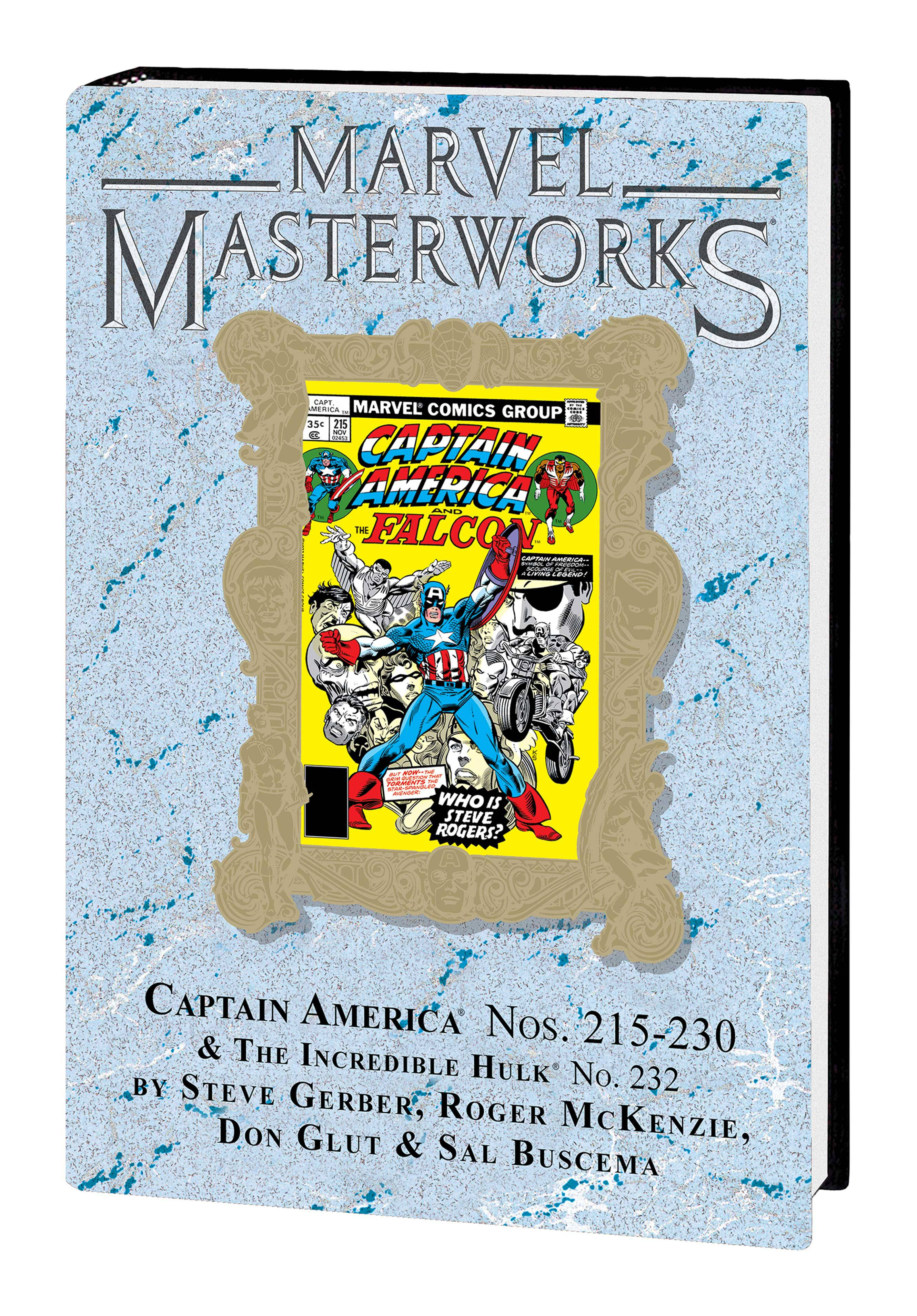 MMW CAPTAIN AMERICA HC VOL 12 DM VAR ED 298