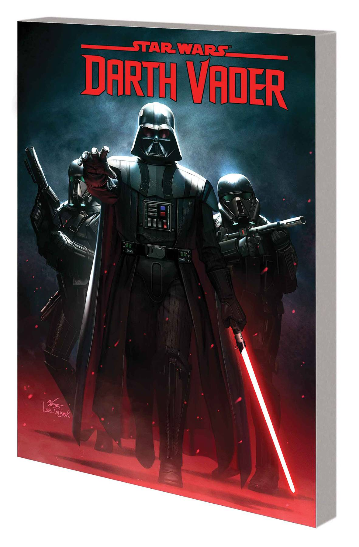 STAR WARS DARTH VADER BY GREG PAK TP VOL 01 DARK HEART OF SI