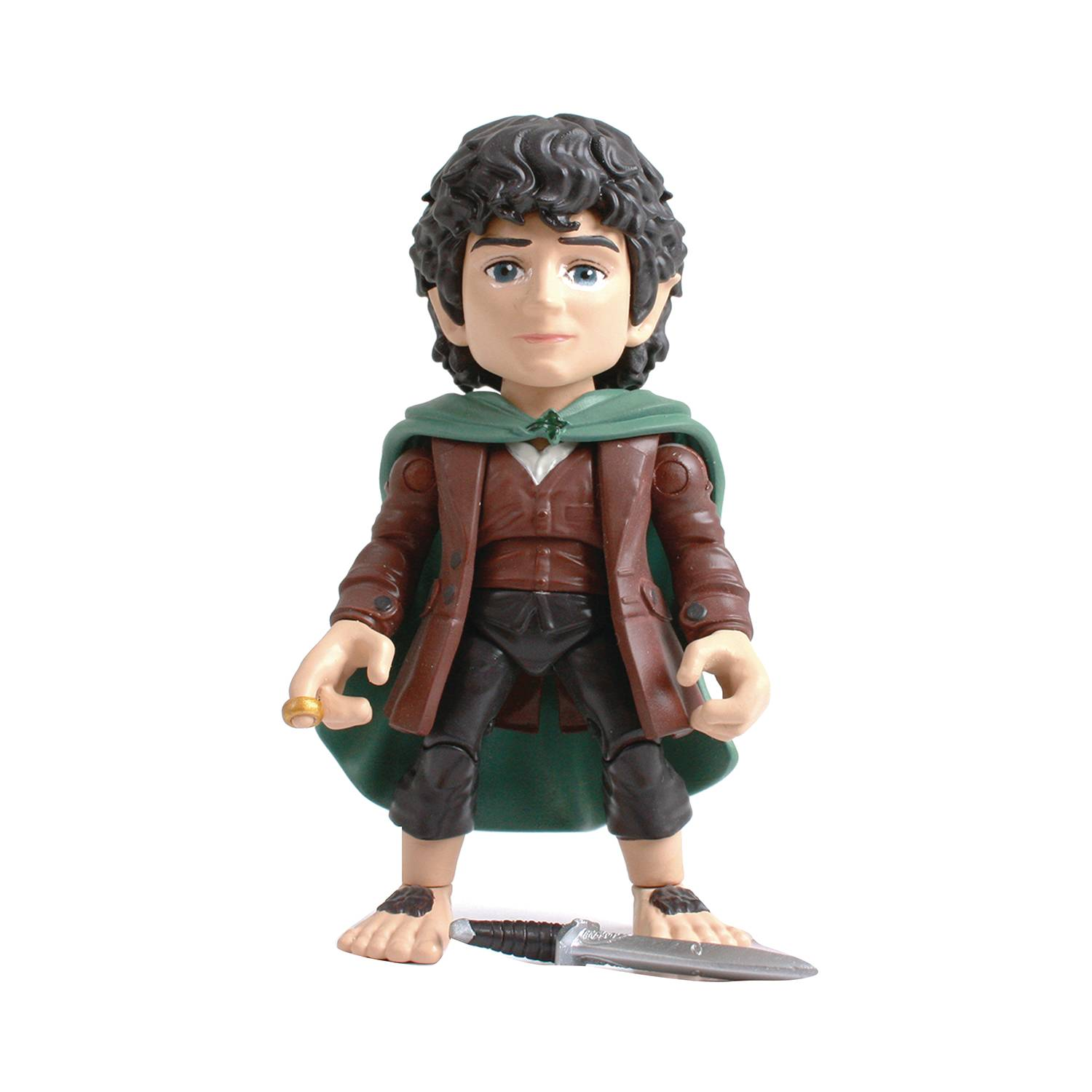 LOYAL SUBJECTS LOTR FRODO BAGGINS ACTION VINYL AF