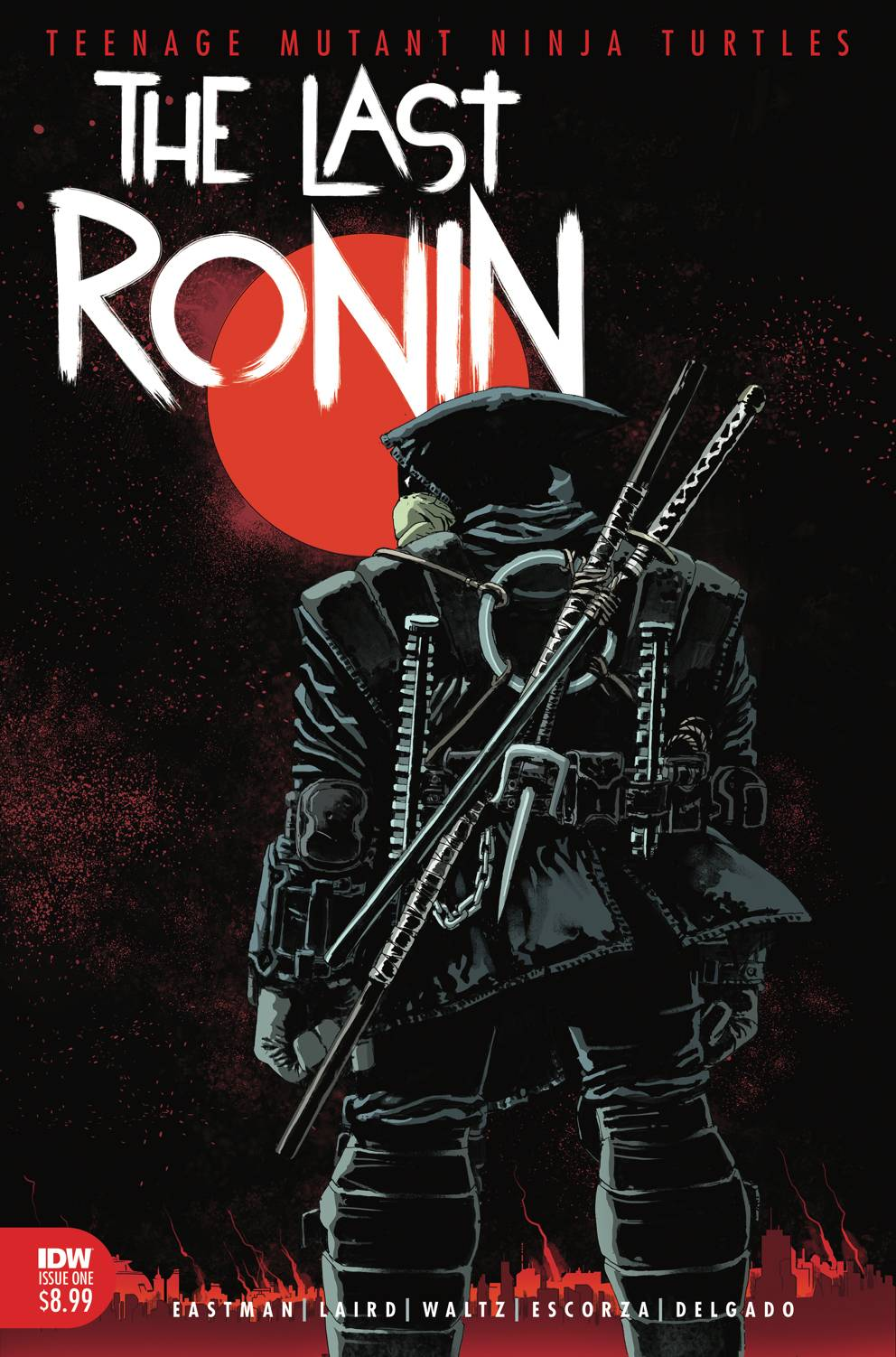 TMNT THE LAST RONIN #1 (OF 5) CVR A EASTMAN KUHN