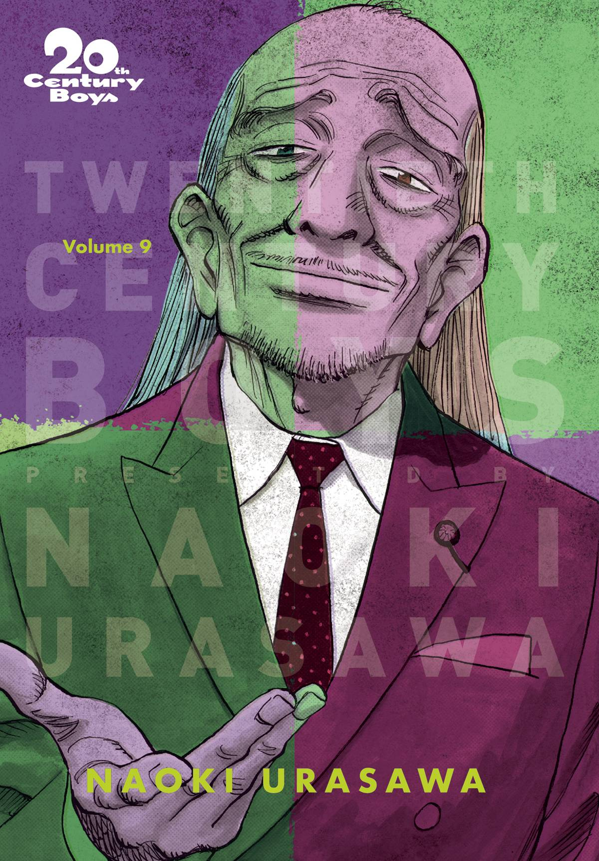 20TH CENTURY BOYS TP VOL 09 PERFECT ED URASAWA