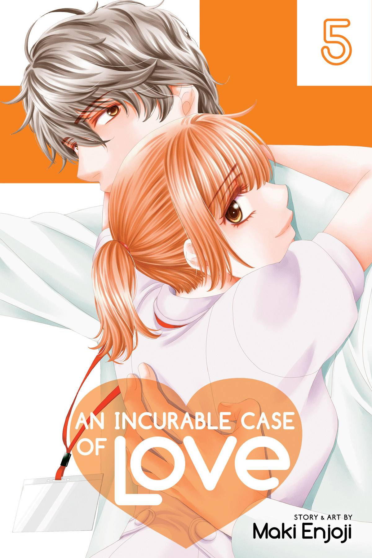 INCURABLE CASE OF LOVE GN VOL 05 (MR)