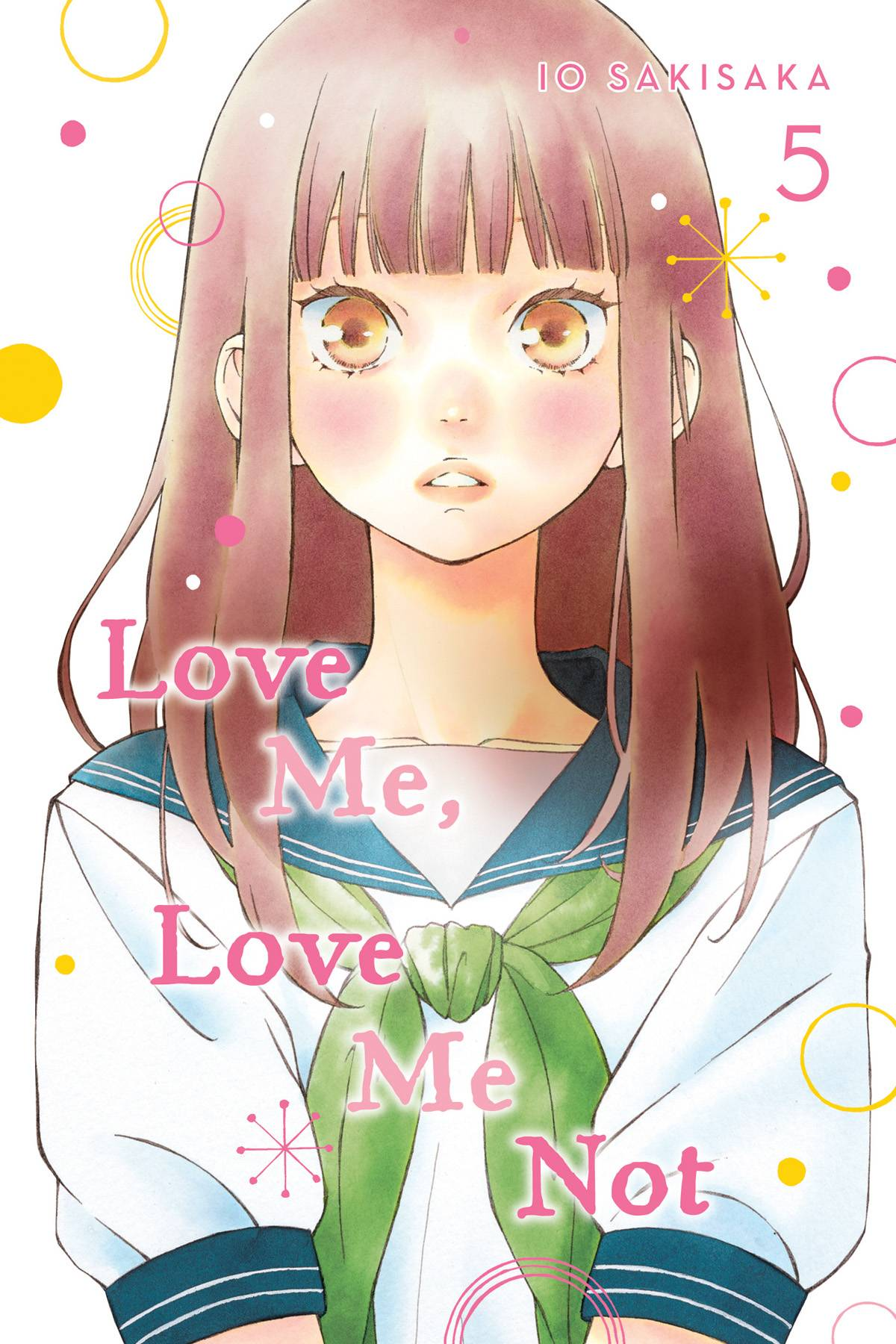 LOVE ME LOVE ME NOT GN VOL 05