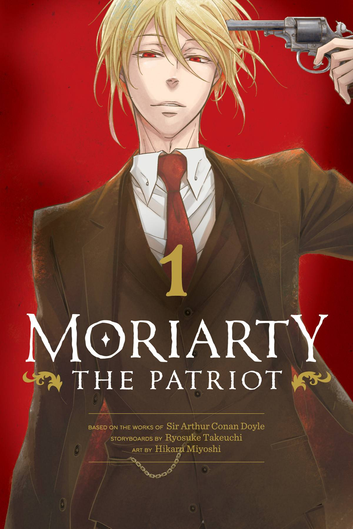 MORIARTY THE PATRIOT GN VOL 01