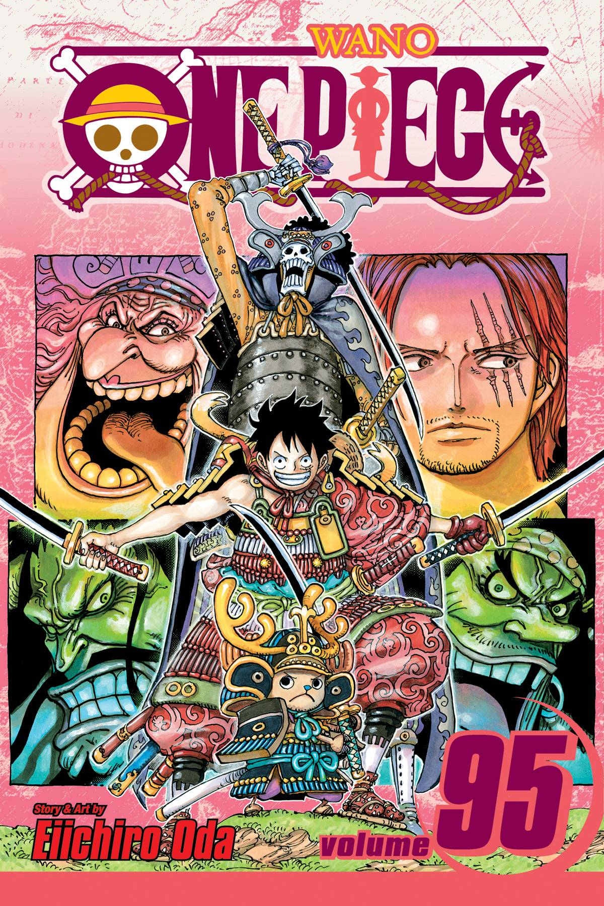 ONE PIECE GN VOL 95