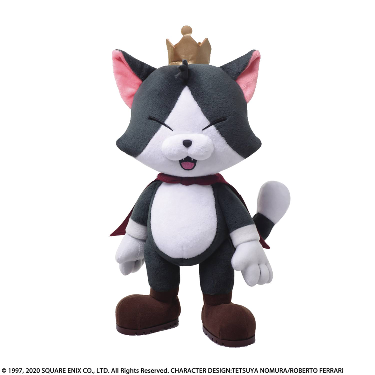 FINAL FANTASY VII CAIT SITH PLUSH ACTION DOLL
