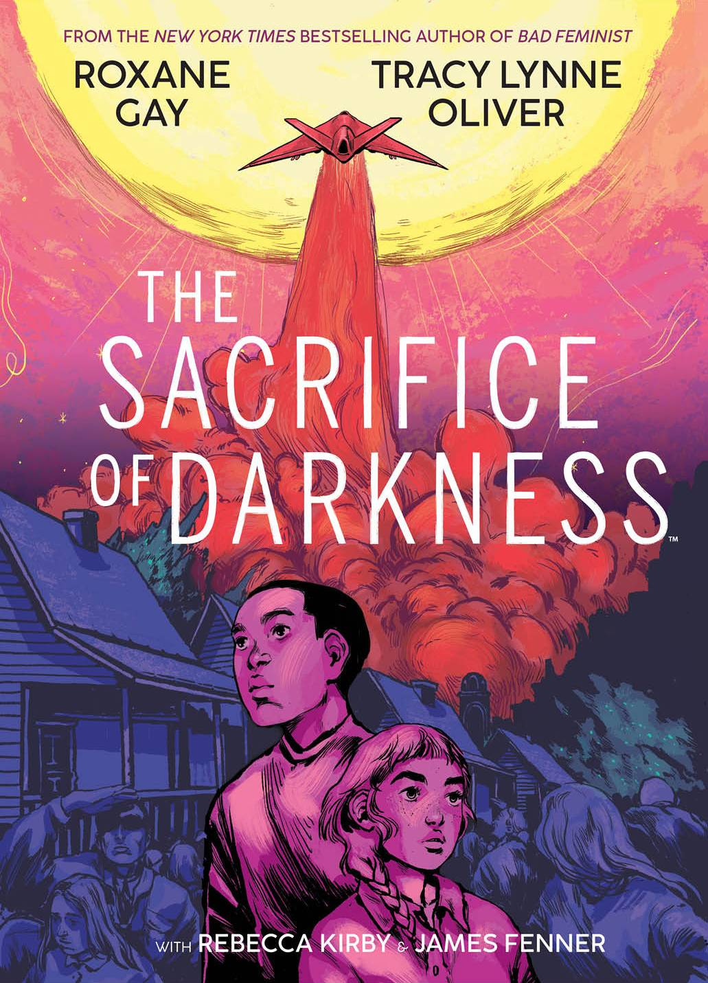 SACRIFICE OF DARKNESS ORIGINAL HC