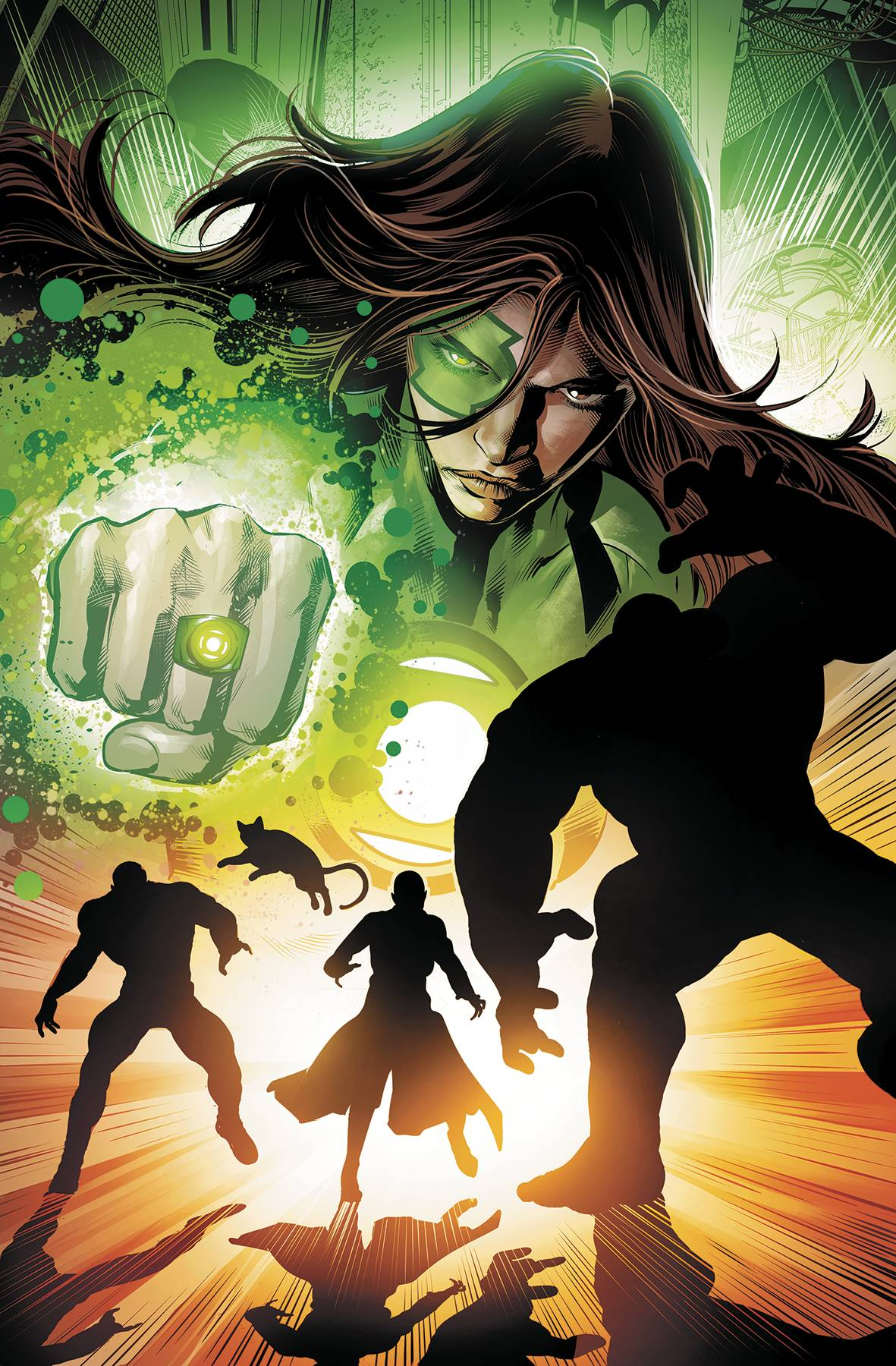 JUSTICE LEAGUE ODYSSEY TP VOL 03 FINAL FRONTIER