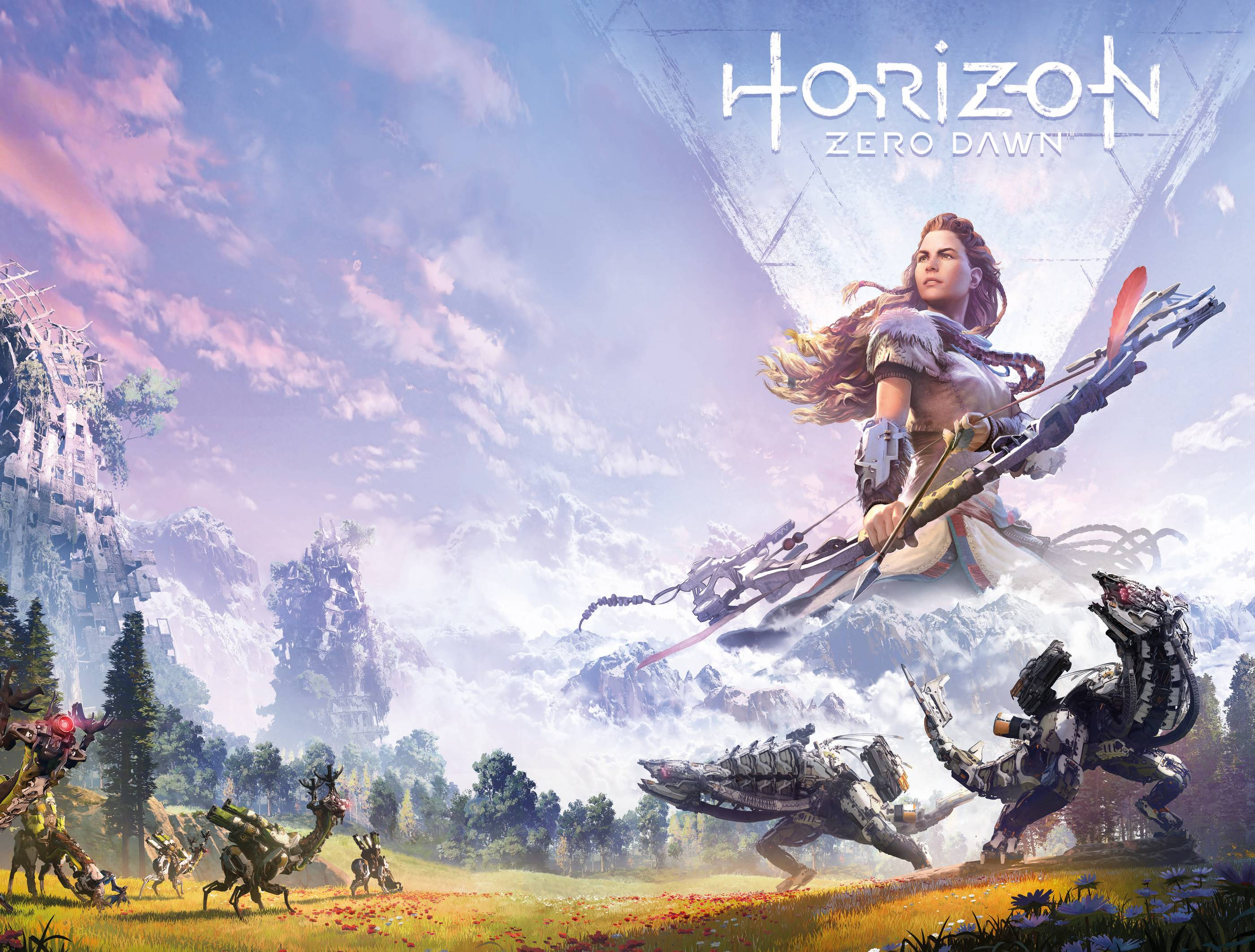 horizon zero dawn 豪��9�bB