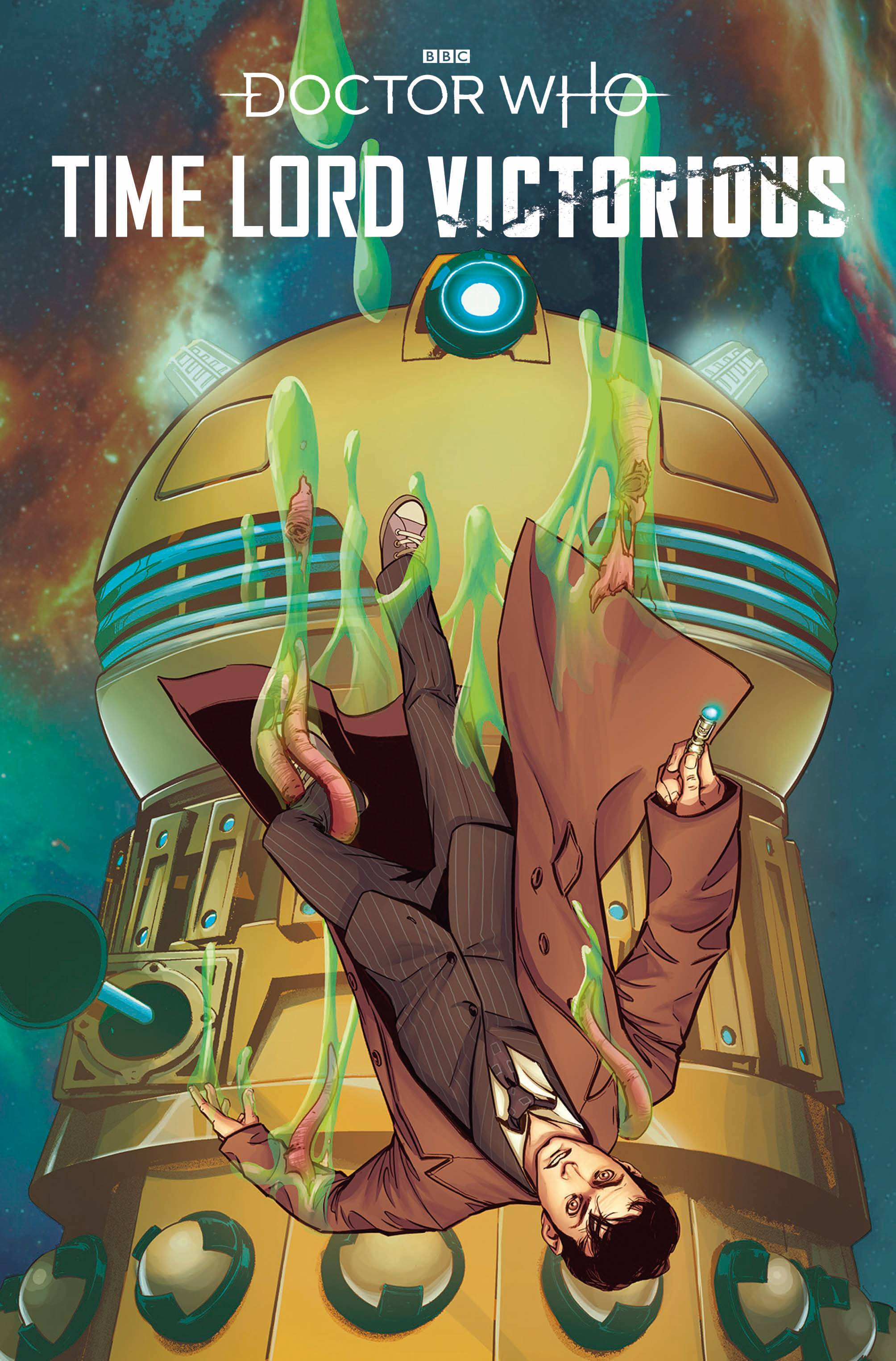 DOCTOR WHO TIME LORD VICTORIOUS #1 CVR B