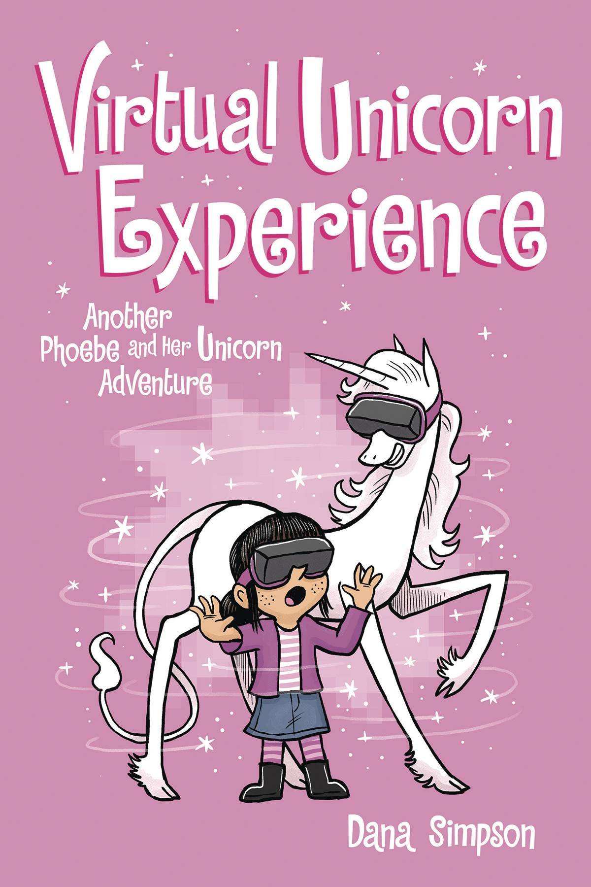 PHOEBE & HER UNICORN GN VOL 12 VIRTUAL UNICORN EXPERIENCE (C