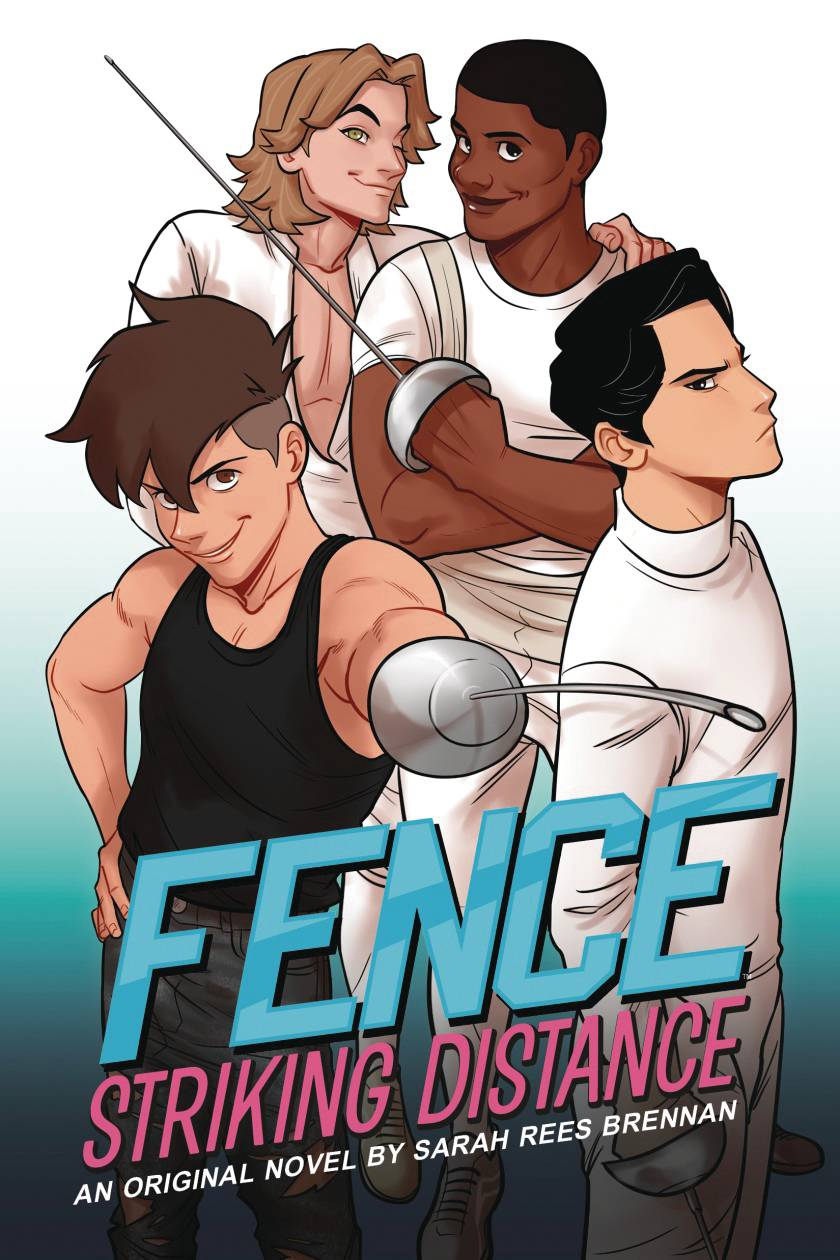 FENCE SC NOVEL STRIKING DISTANCE