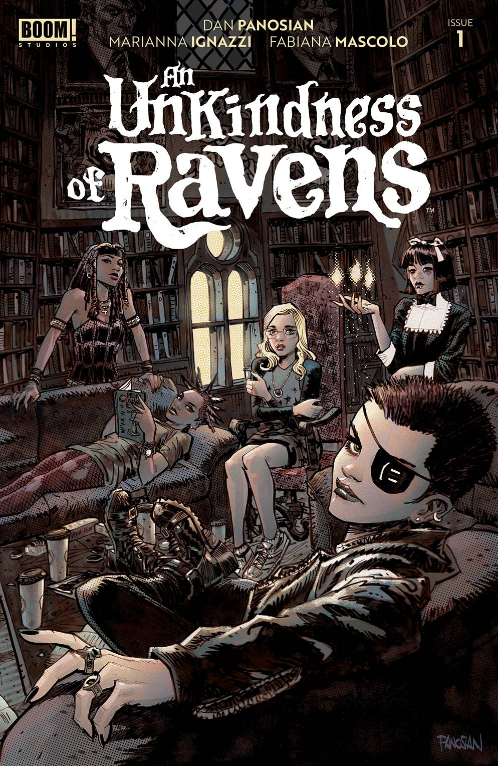UNKINDNESS OF RAVENS #1 CVR A MAIN