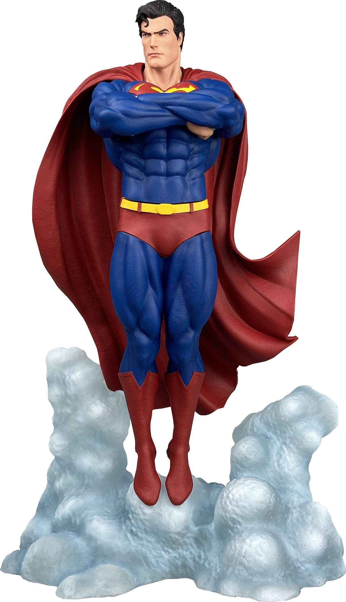 DC GALLERY SUPERMAN ASCENDANT PVC STATUE