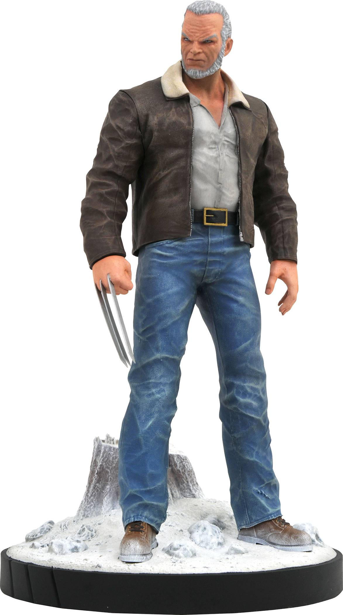 MARVEL PREMIER COLLECTION OLD MAN LOGAN STATUE