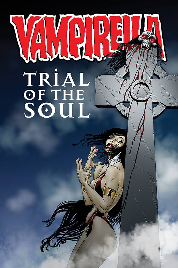 VAMPIRELLA TRIAL OF THE SOUL ONE SHOT CVR A SEARS