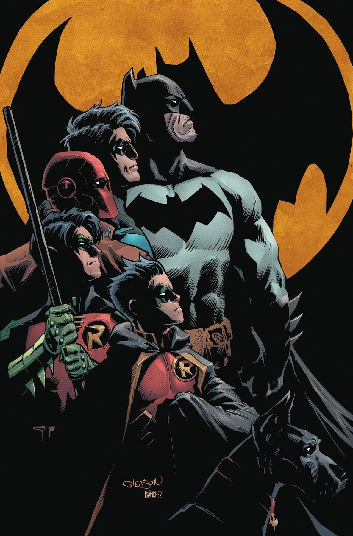 BATMAN 80 YEARS OF THE BAT FAMILY TP
