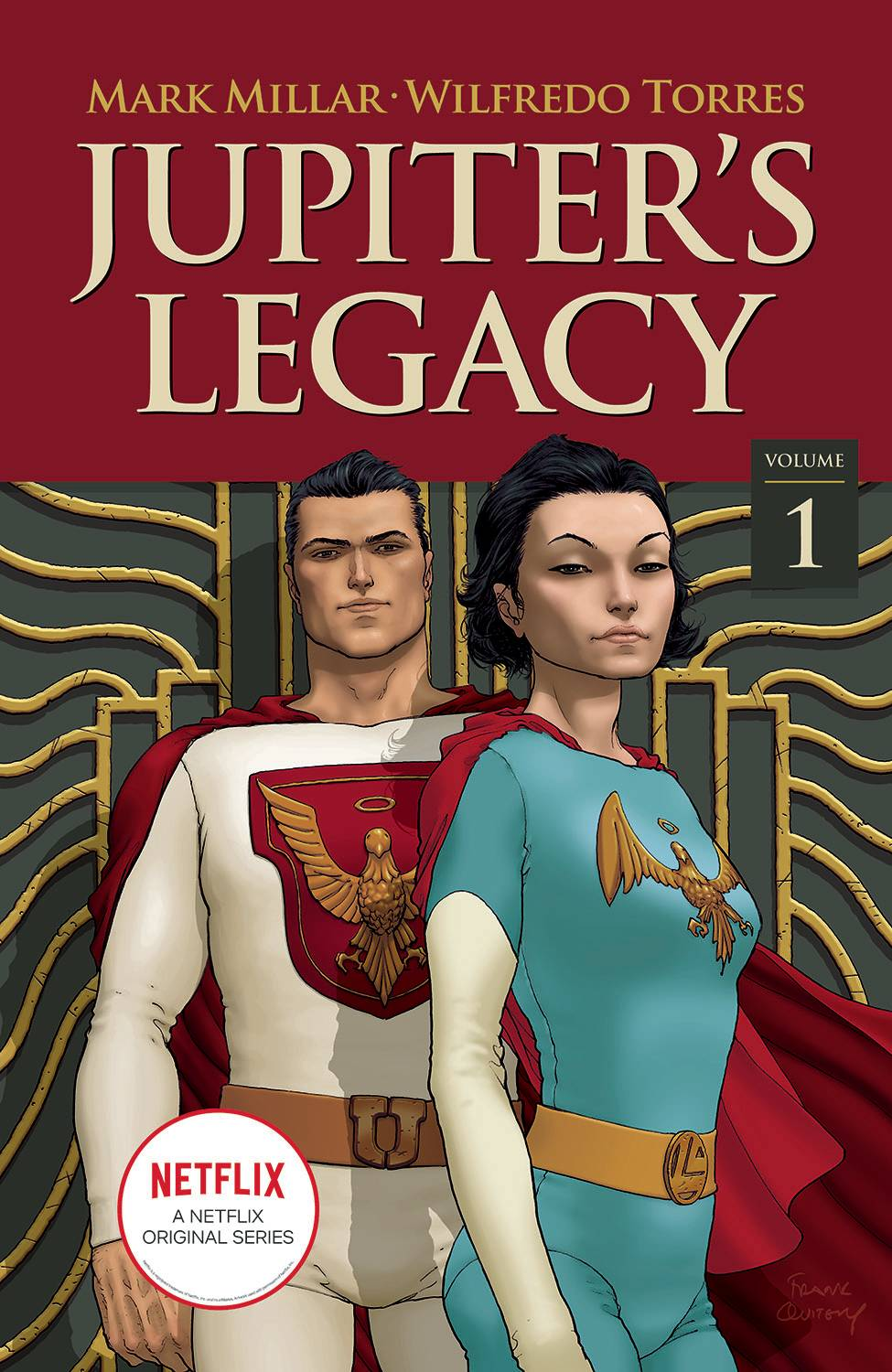 JUPITERS LEGACY TP VOL 01 NETFLIX ED (JUL200104) (MR)