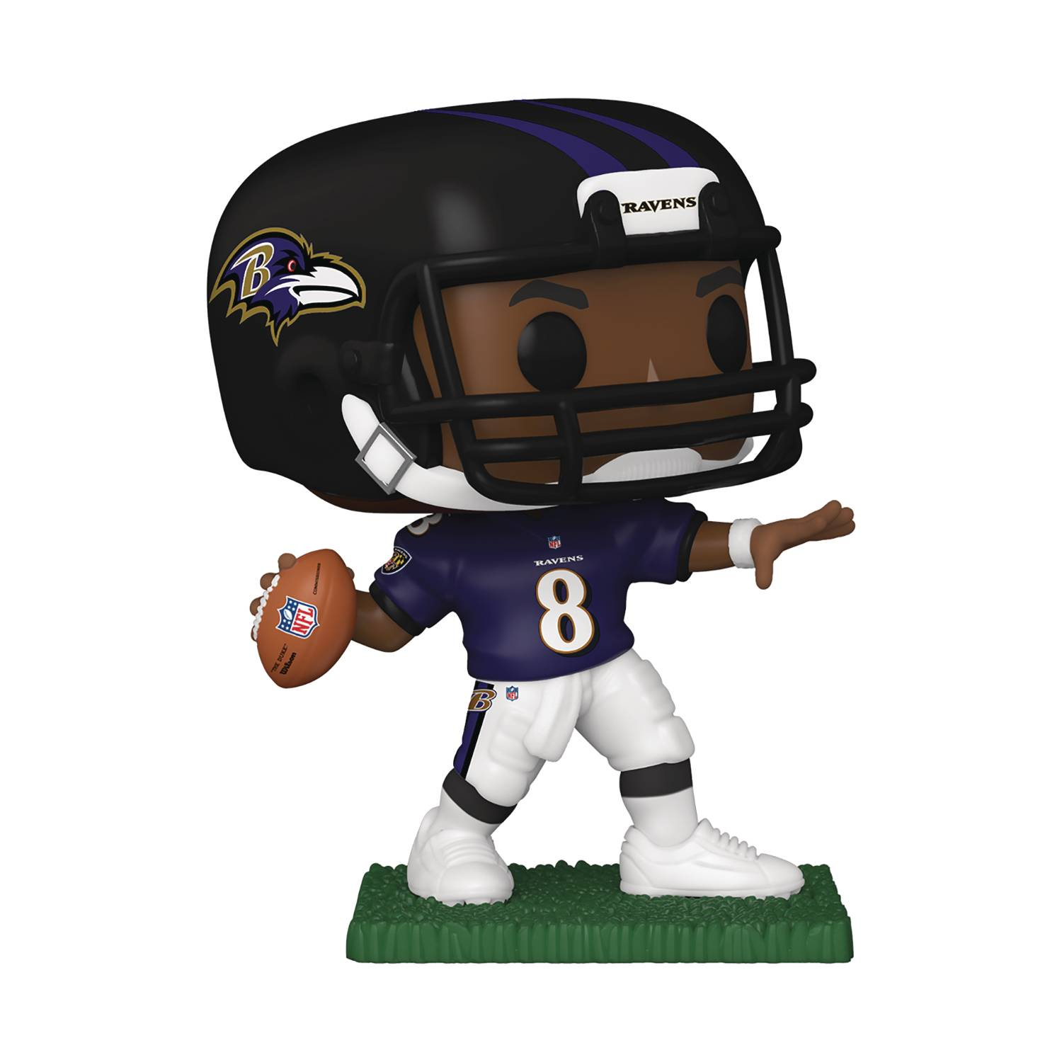POP NFL BALTIMORE RAVENS LAMAR JACKSON VIN FIG