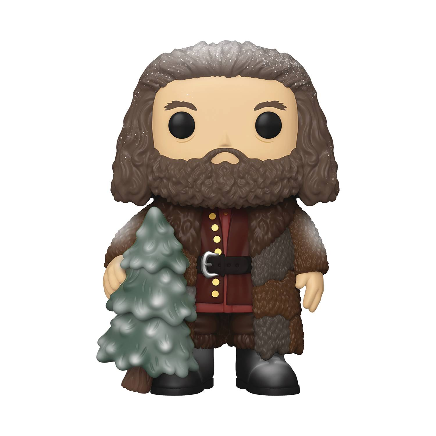 POP HARRY POTTER HOLIDAY HAGRID 6IN VIN FIG (O/A)