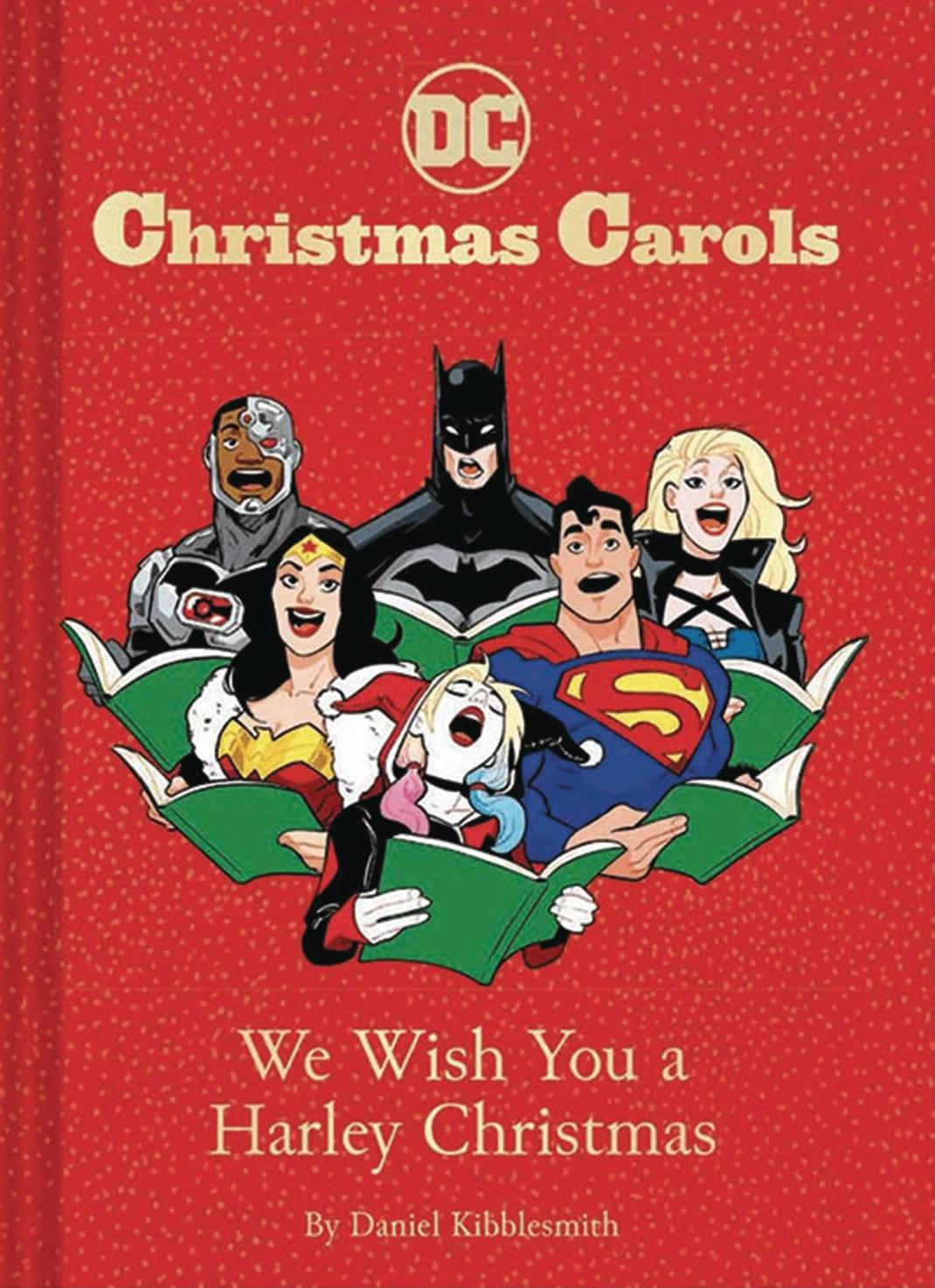 DC CHRISTMAS CAROLS WE WISH YOU A HARLEY CHRISTMAS HC